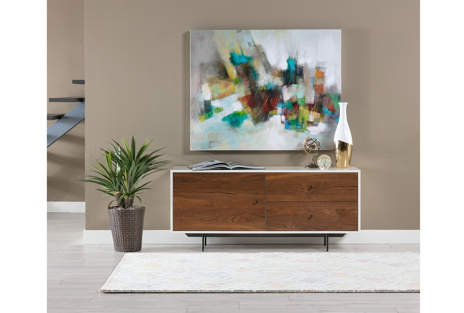 Bale Credenza In 2018 | Home Decor | Pinterest | Credenza, Living Pertaining To Most Recently Released Teagan Sideboards (View 5 of 20)