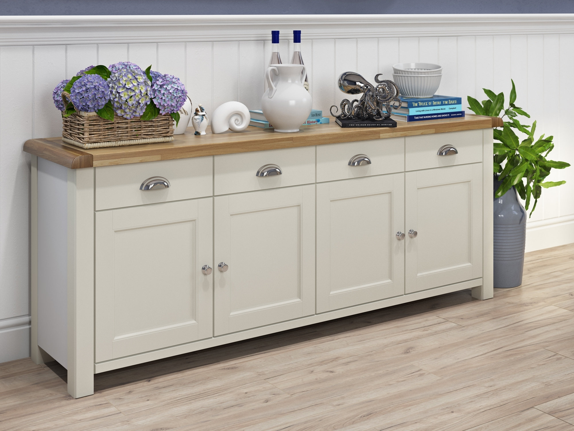 Beachcrest Home Sanford Sideboard & Reviews | Wayfair.co (#2 of 20)