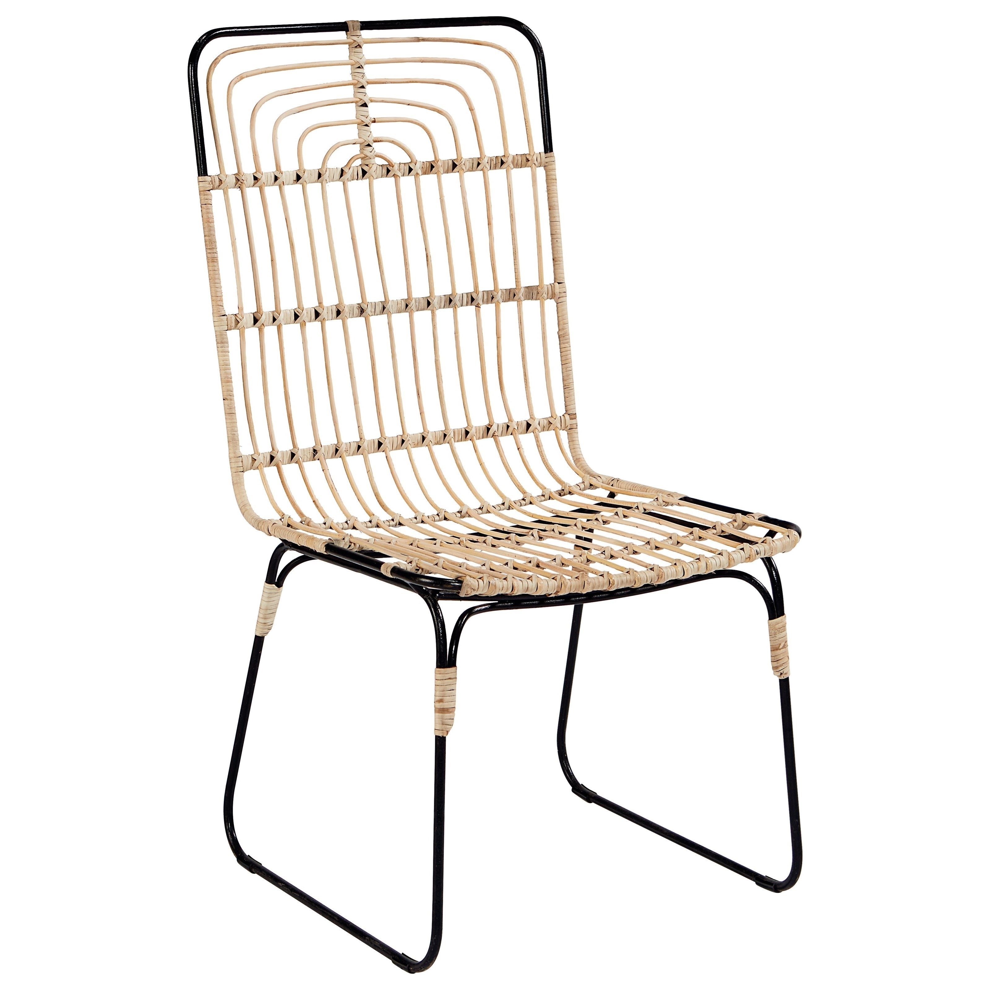 Best And Newest Entwine Rattan Side Chairmagnolia Homejoanna Gaines (#3 of 20)