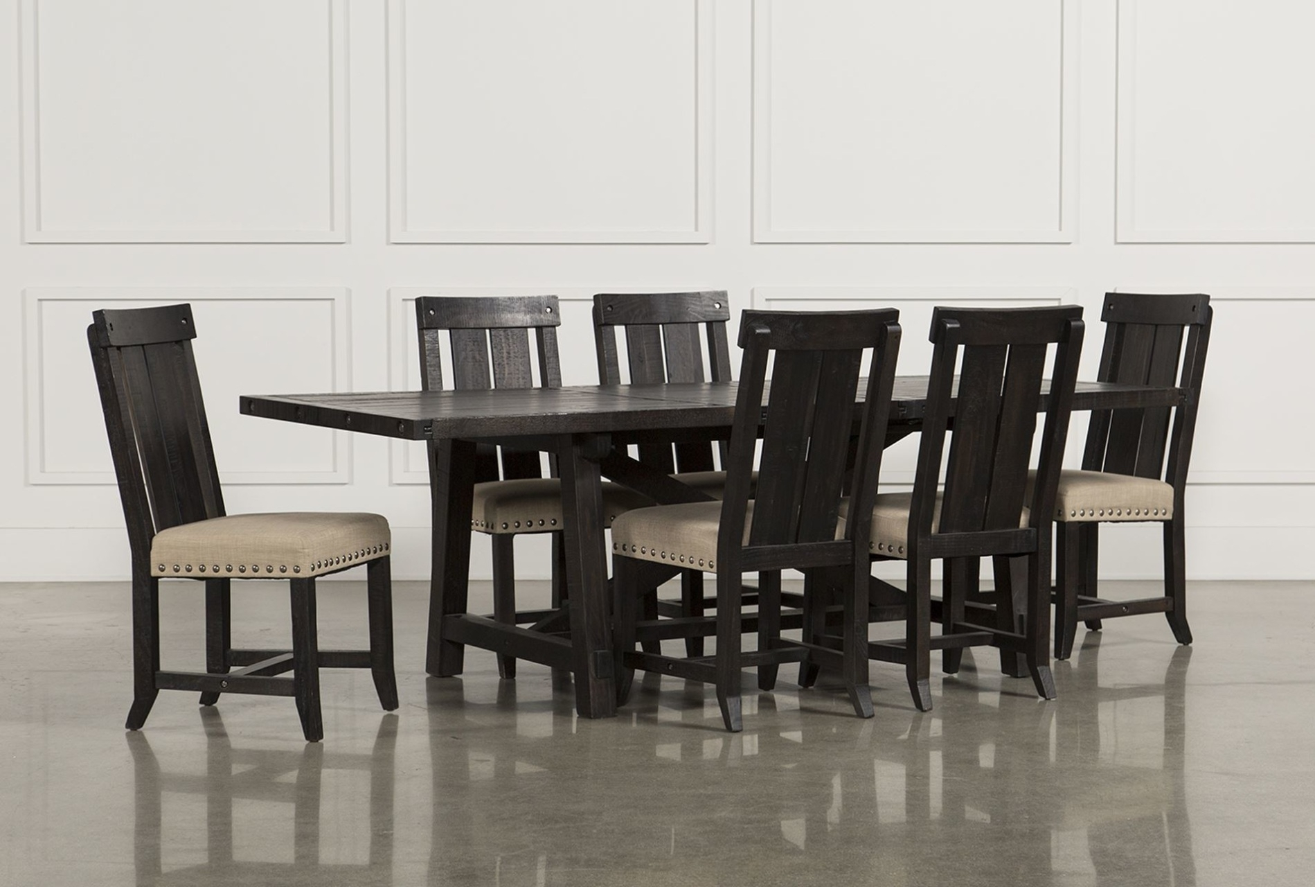 Best And Newest Jaxon Wood Side Chairs Pertaining To Tables, Chairs, & Servers – Hello Furniture (View 3 of 20)