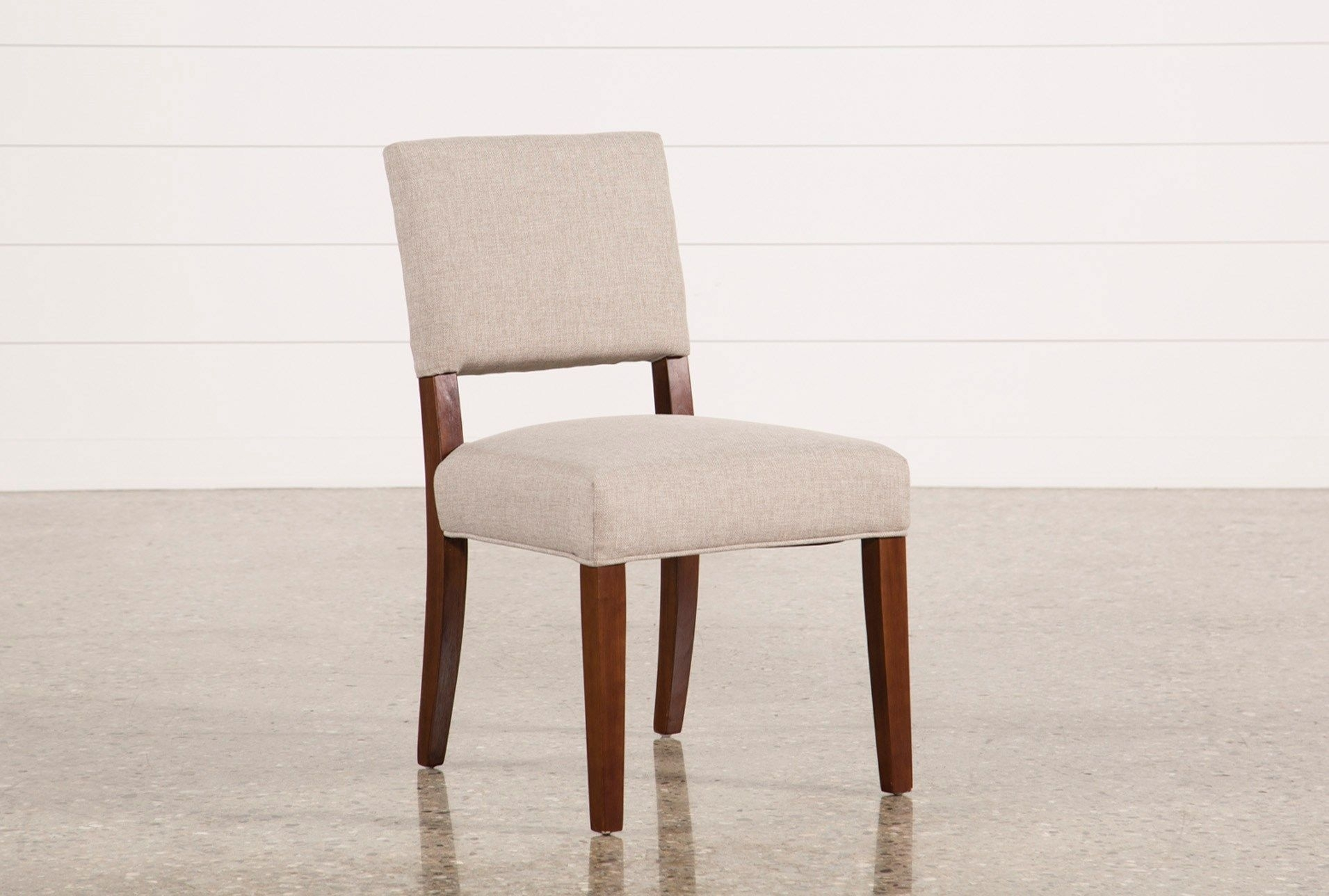 Best And Newest Lowe Pewter Fabric Side Chair (#2 of 20)