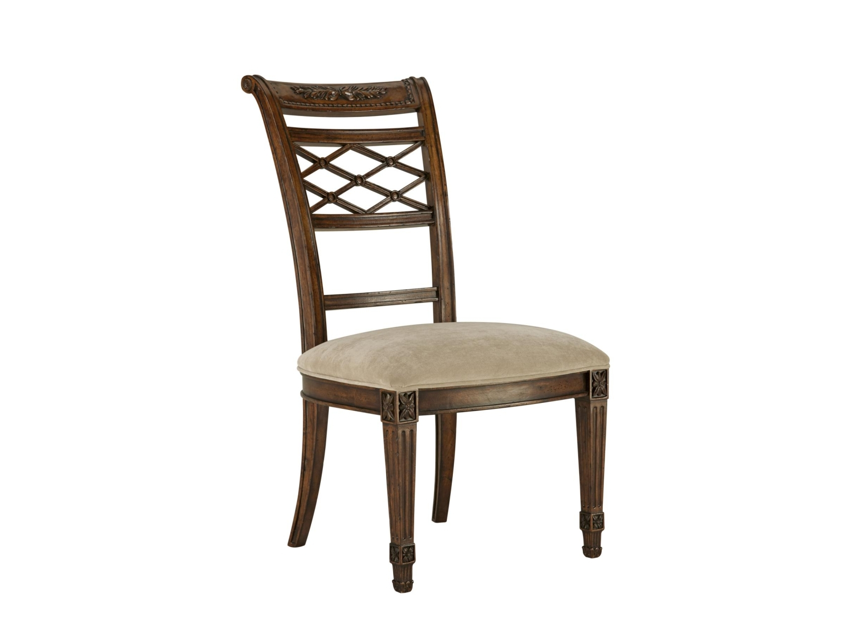 Biltmore Side Chairs In Current Fine Furniture Design (#2 of 20)