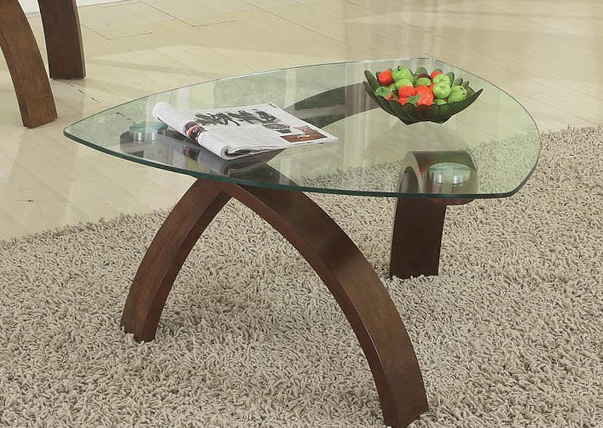 Brassex Teagan Coffee Table | Wayfair With Most Popular Teagan Sideboards (View 20 of 20)