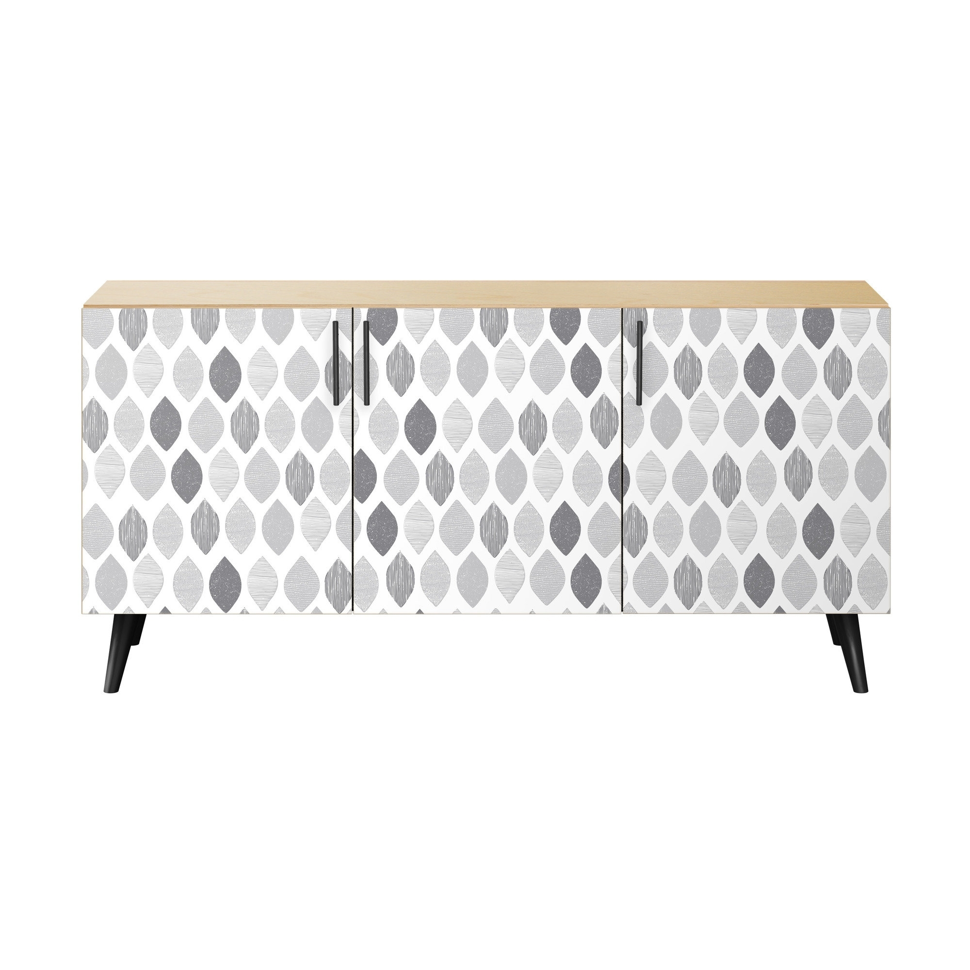 Brayden Studio Mccall Sideboard | Wayfair Throughout Most Current Teagan Sideboards (View 6 of 20)