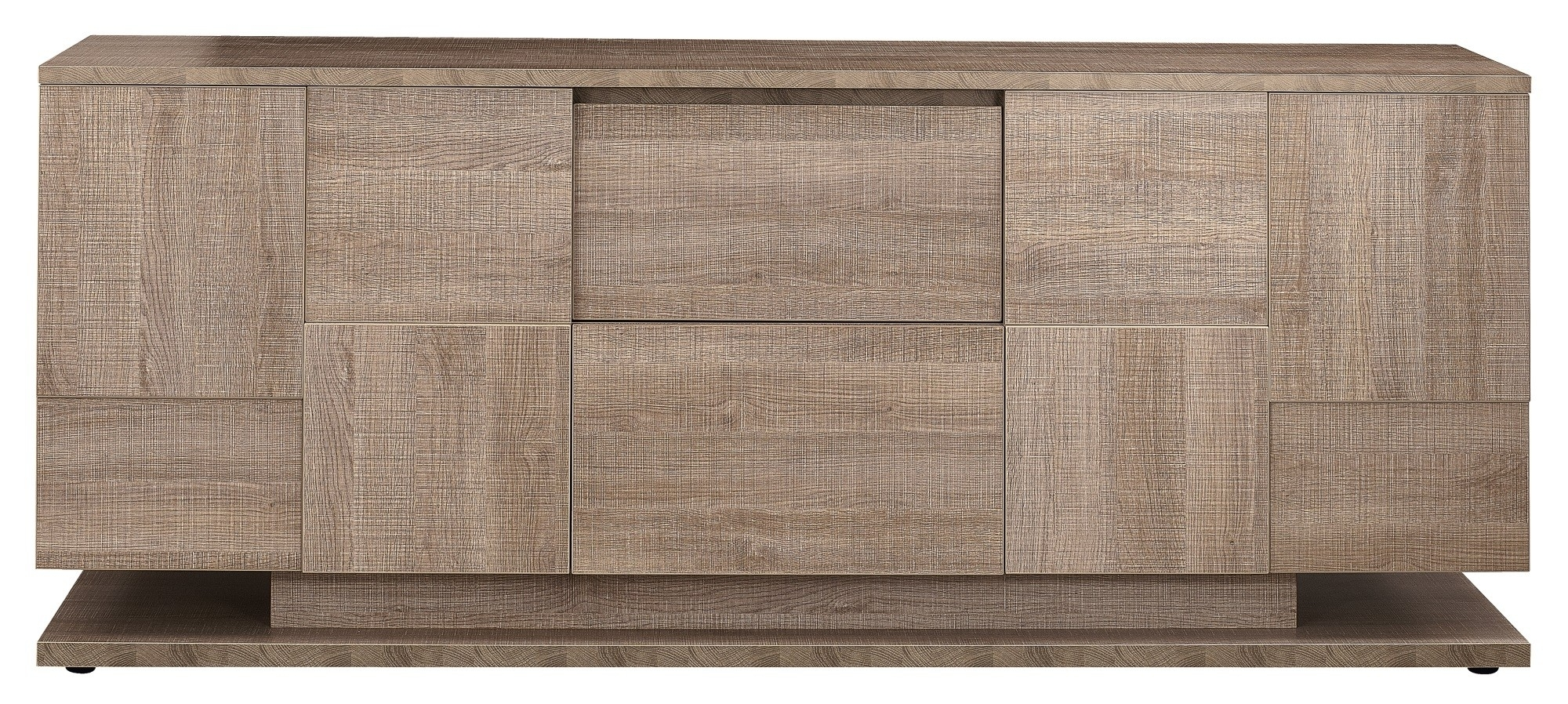 Brem Smoked Oak Sideboard | Style Our Home With Regard To 2018 Dark Smoked Oak With White Marble Top Sideboards (#4 of 20)