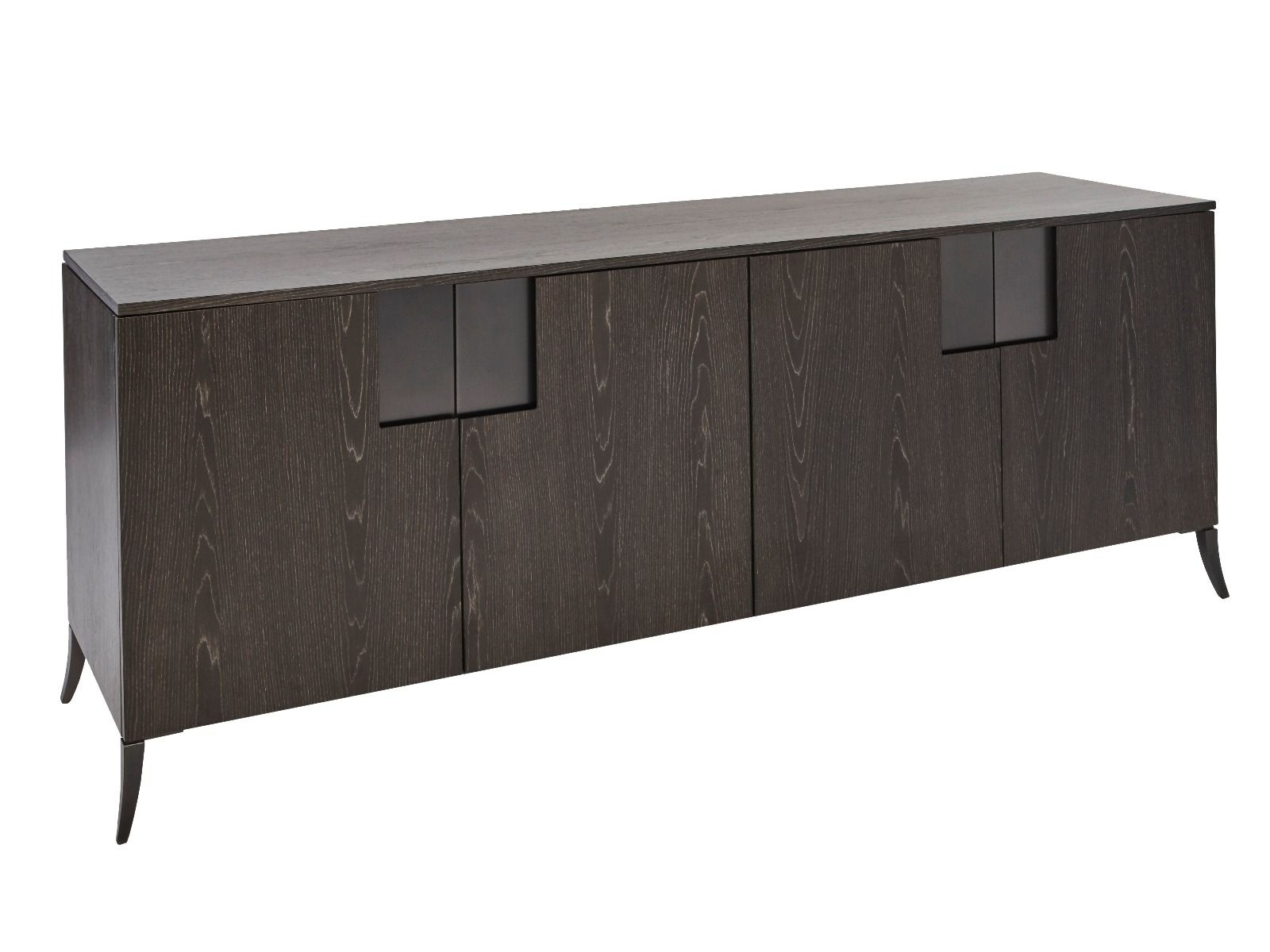 Buffet Sideboard Double Length | Collection From Gillmore Regarding Most Current 4 Door Wood Squares Sideboards (#2 of 20)
