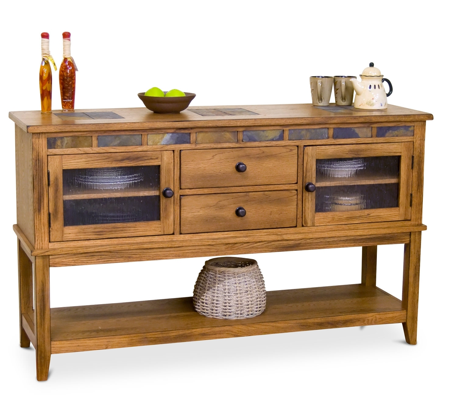 Buffets, China Cabinets And Sideboards – Hom Furniture Pertaining To Best And Newest Magnolia Home Dylan Sideboards By Joanna Gaines (View 10 of 20)