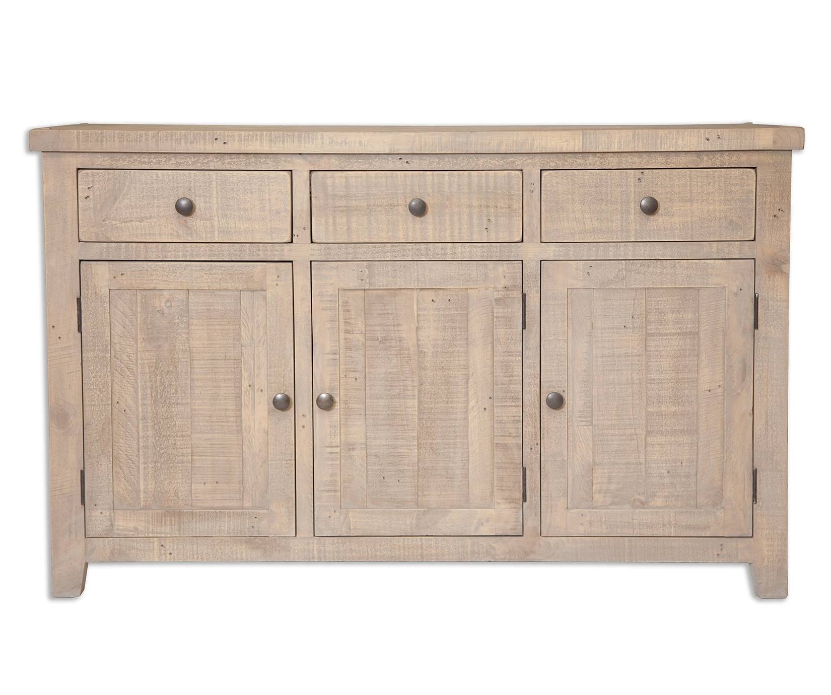 Buy Dark Wood Sideboards From Furniture Direct Uk Intended For Best And Newest Dark Smoked Oak With White Marble Top Sideboards (#5 of 20)