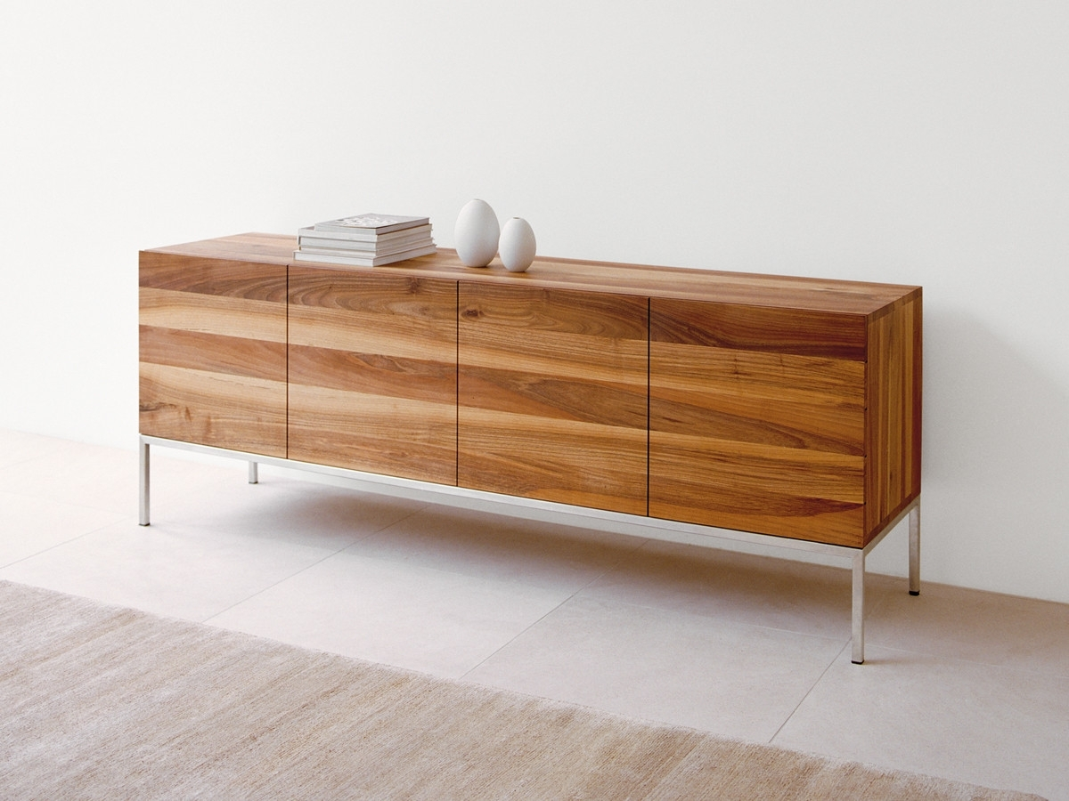 Buy The E15 Sb02 Farah Sideboard Walnut At Nest.co (View 6 of 20)