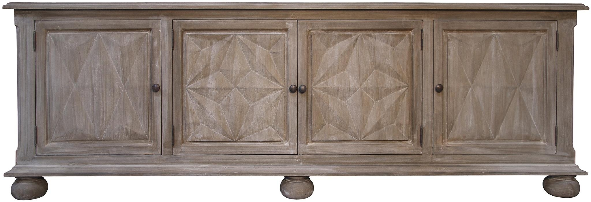 Cabinets, Consoles & Sofa Tables | Htgt Furniture In Most Recent Gunmetal Perforated Brass Sideboards (#6 of 20)