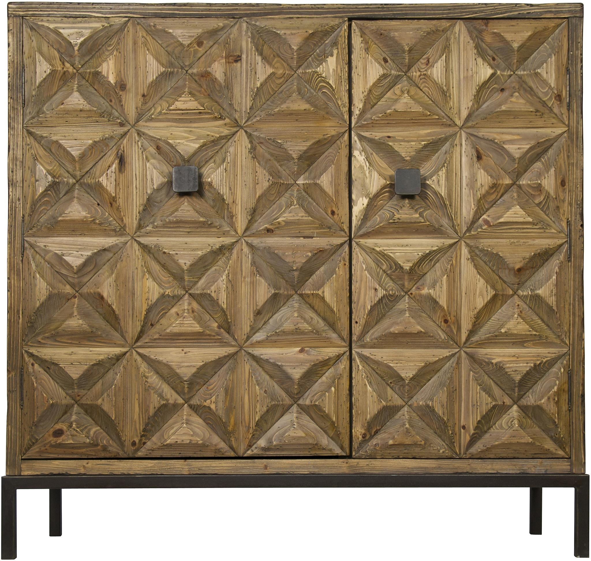 Cabinets, Consoles & Sofa Tables | Htgt Furniture Inside 2018 Gunmetal Perforated Brass Sideboards (#7 of 20)