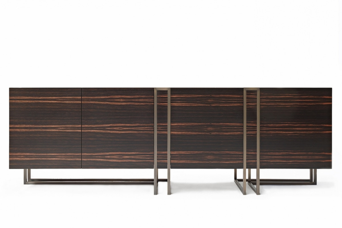 Cage Sideboard – With 2018 Black Burnt Oak Sideboards (View 17 of 20)