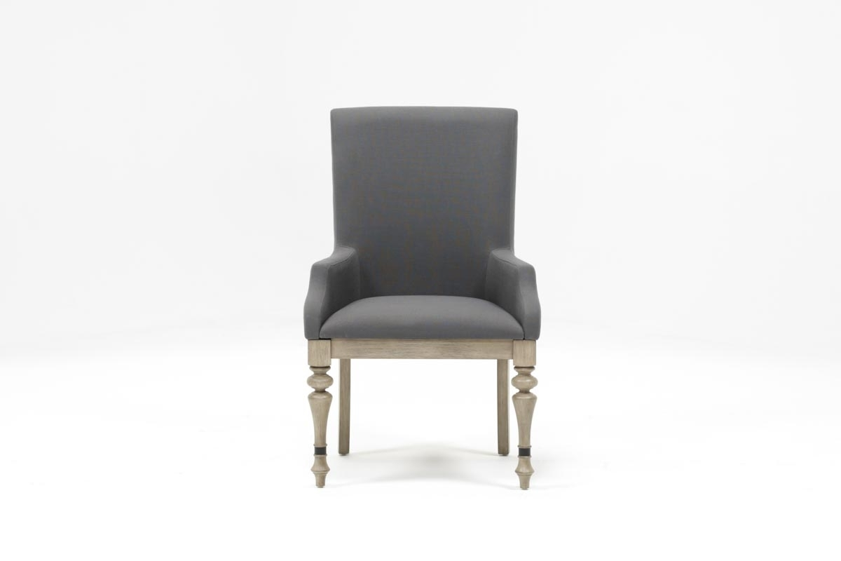 Caira Upholstered Arm Chair (View 1 of 20)