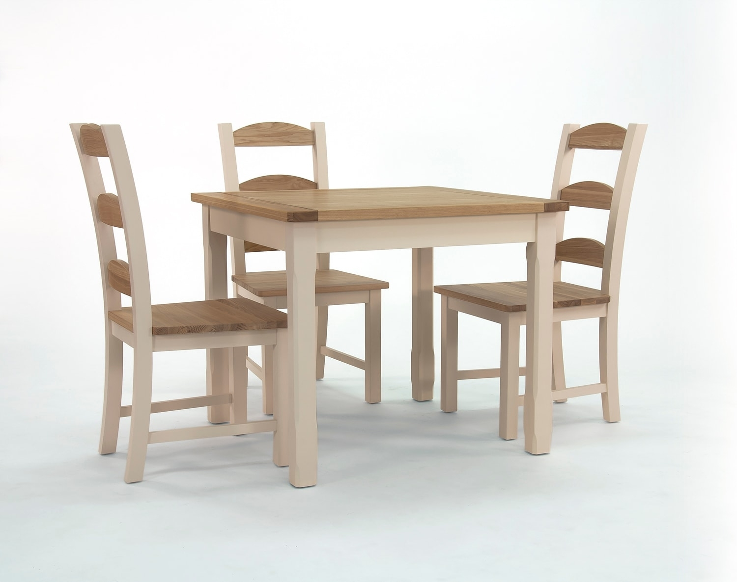 Camden Dining Chairs Inside Most Current Camden Dining Table – 90Cm X 90Cm – Oak Furniture Hub (#7 of 20)