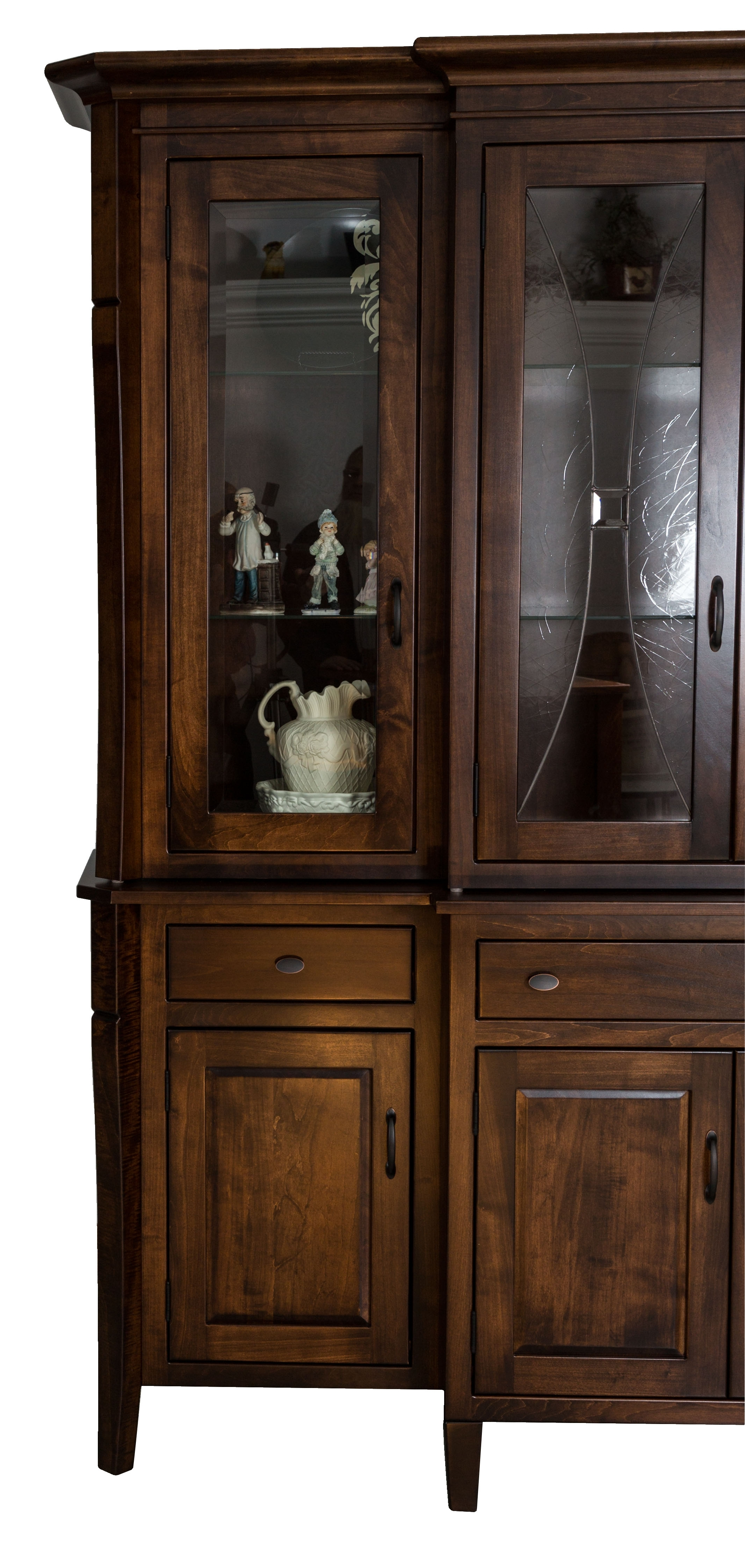 Candice Hutch – Amish Direct Furniture Inside 2017 Candice Ii Sideboards (View 16 of 20)