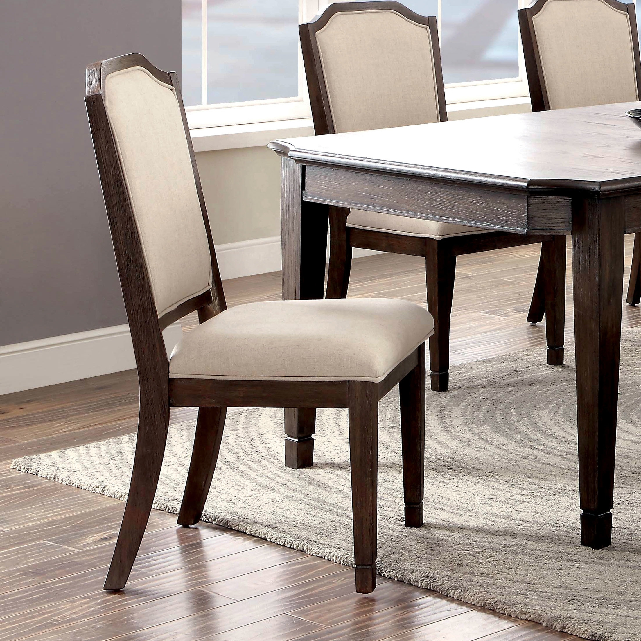 Candice Ii Slat Back Host Chairs With Most Current Darby Home Co Freemont Side Chair (View 12 of 20)