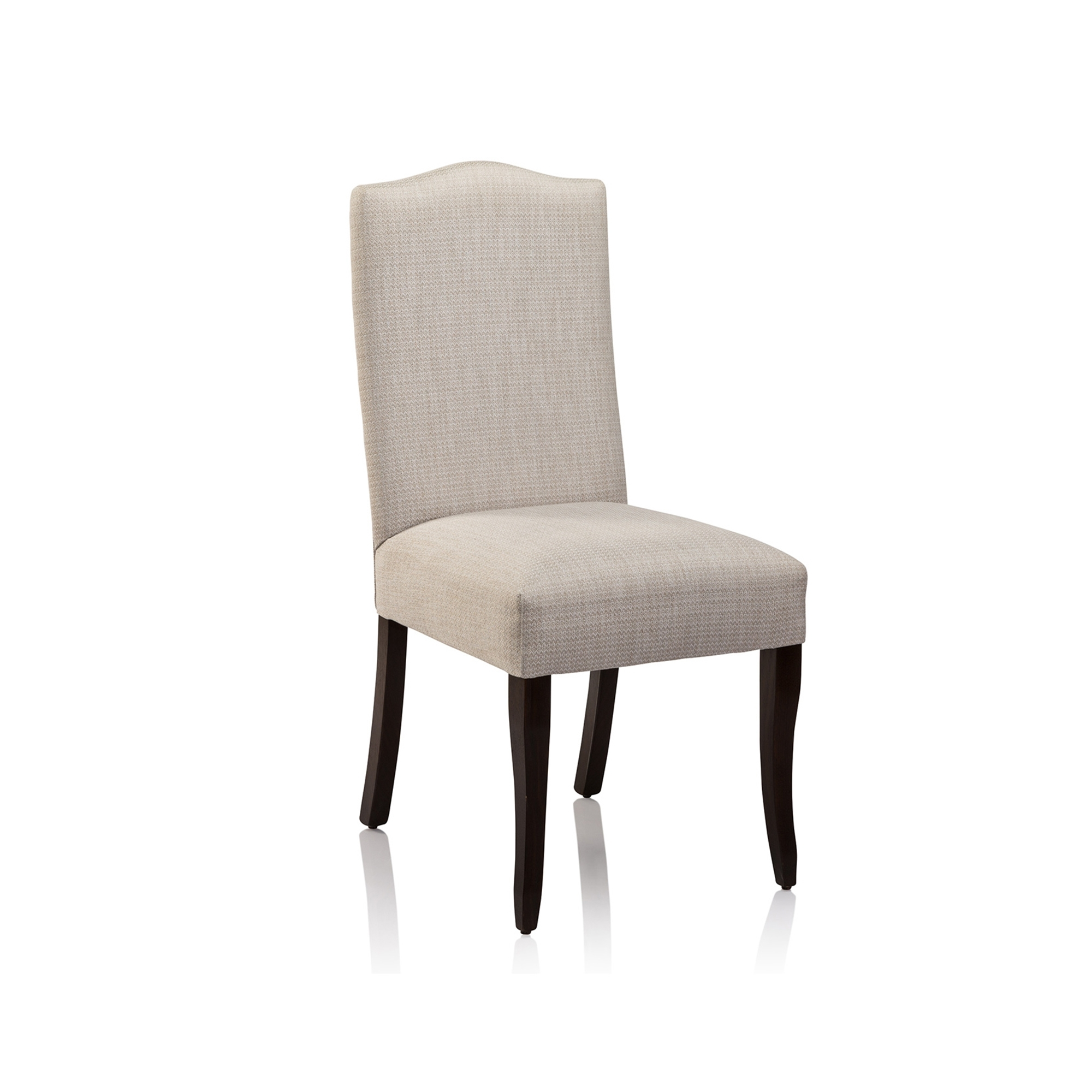 Carmel Oak Side Chairs Regarding Widely Used Carmel Dining Chair (#3 of 20)