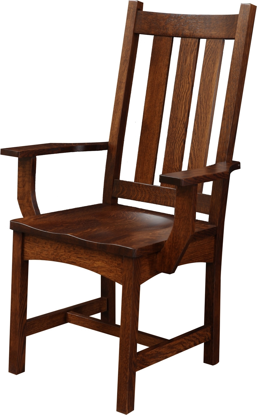 Chairs — Kings Furniture Pertaining To Well Liked Craftsman Arm Chairs (#3 of 20)