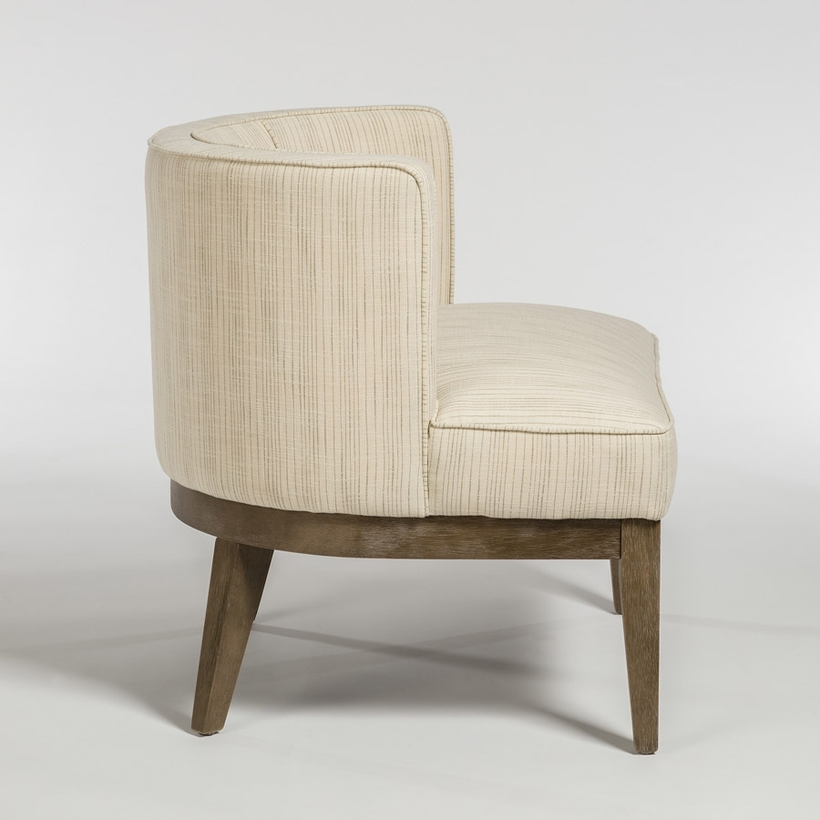 Chandler Occasional Chair – Alder & Tweed Furniture For Newest Chandler Wood Side Chairs (#5 of 20)