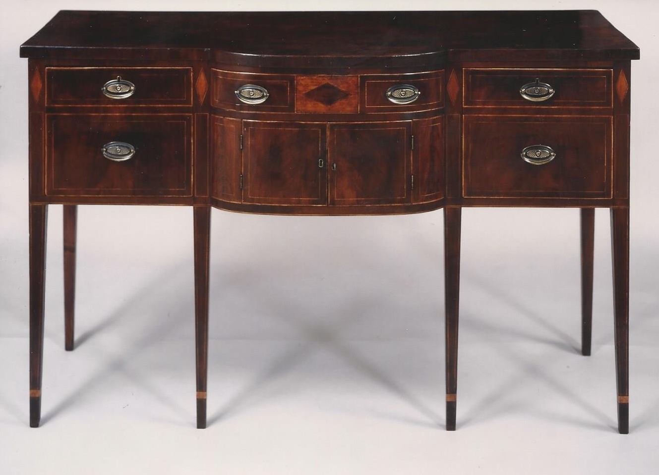 Charleston South Carolina Southern Sideboard South Carolina Intended For Best And Newest Diamond Circle Sideboards (#4 of 20)