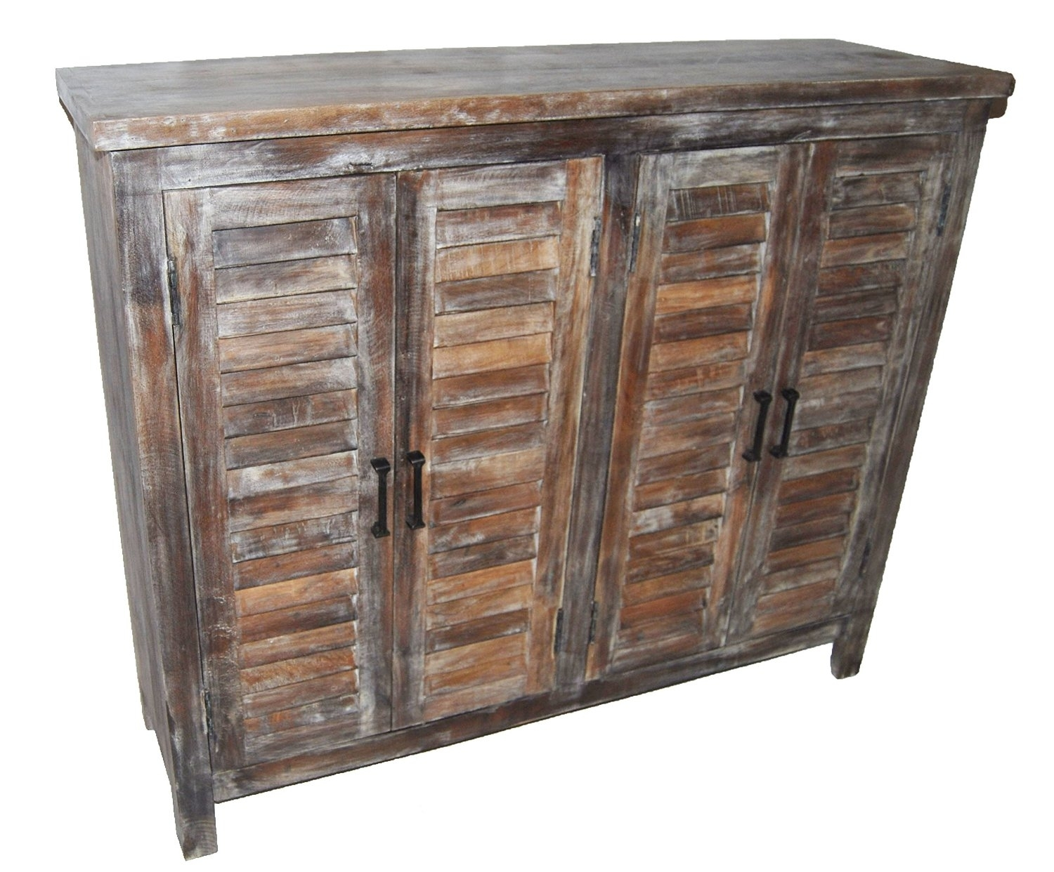 Cheap Reclaimed Sideboard, Find Reclaimed Sideboard Deals On Line At For Best And Newest Reclaimed Pine Turquoise 4 Door Sideboards (#4 of 20)