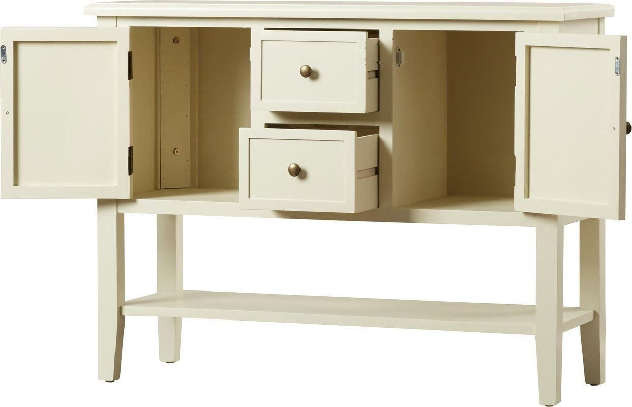 Christopherson 2 Drawer Accent Chest | Birch Lane, Drawers And Birch Regarding Best And Newest Cass 2 Door Sideboards (View 3 of 20)