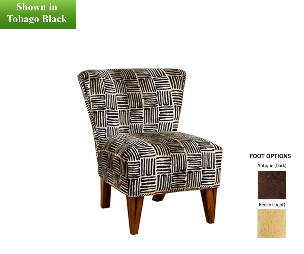 Cole Ii Black Side Chairs With Regard To Well Known Buoyant George Accent Chair – Fire Side Chair (#7 of 20)