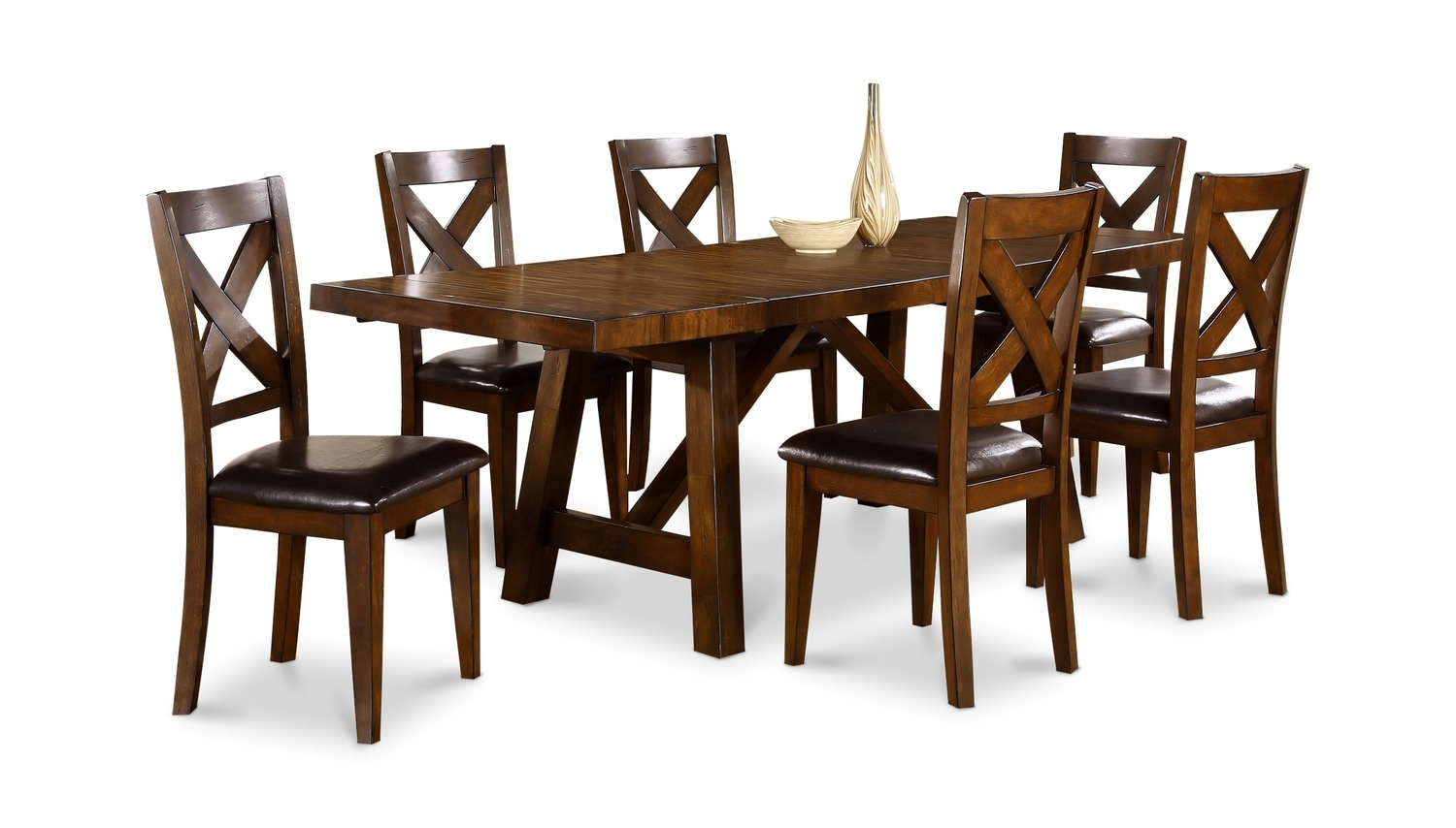 Colonial Table And 4 Side Chairsthomas (#8 of 20)