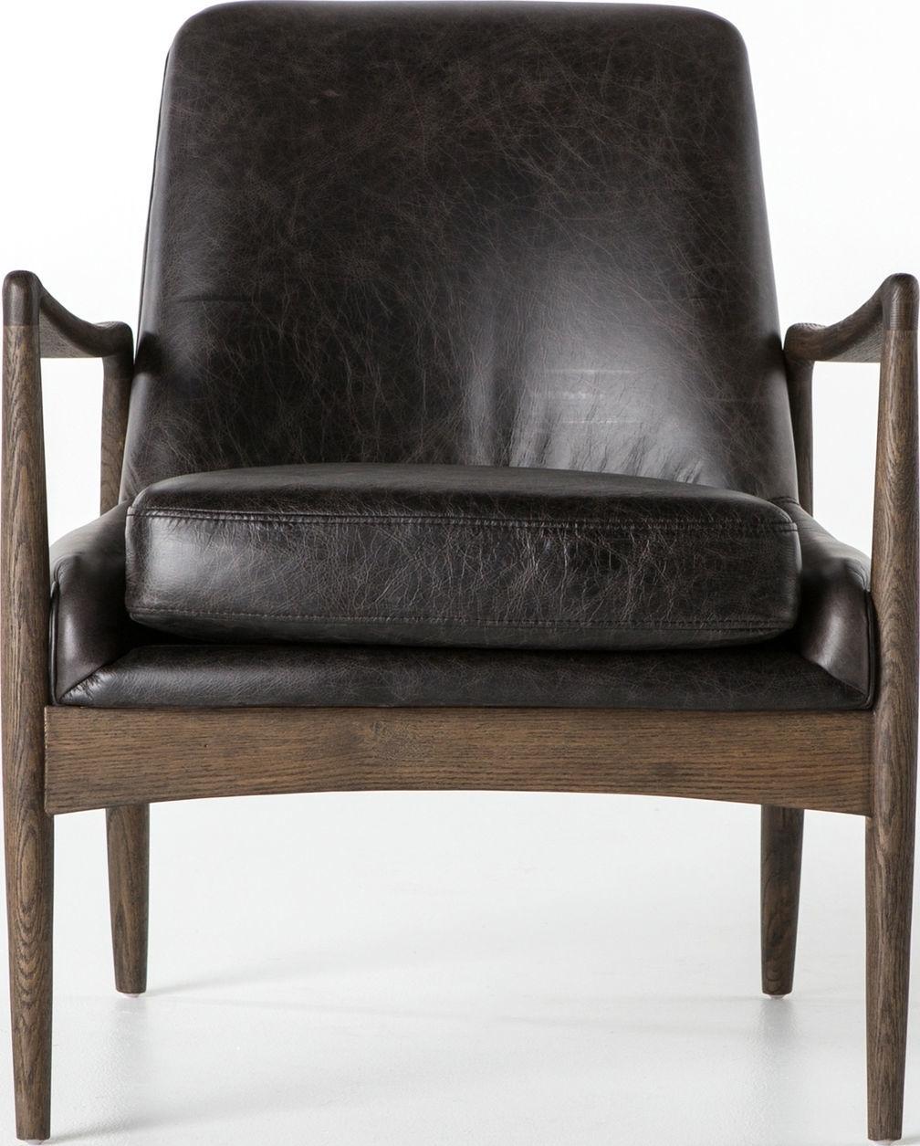 Compass Modern Within Durango Smoke & Warm Cedar Dining Chairs (View 3 of 20)
