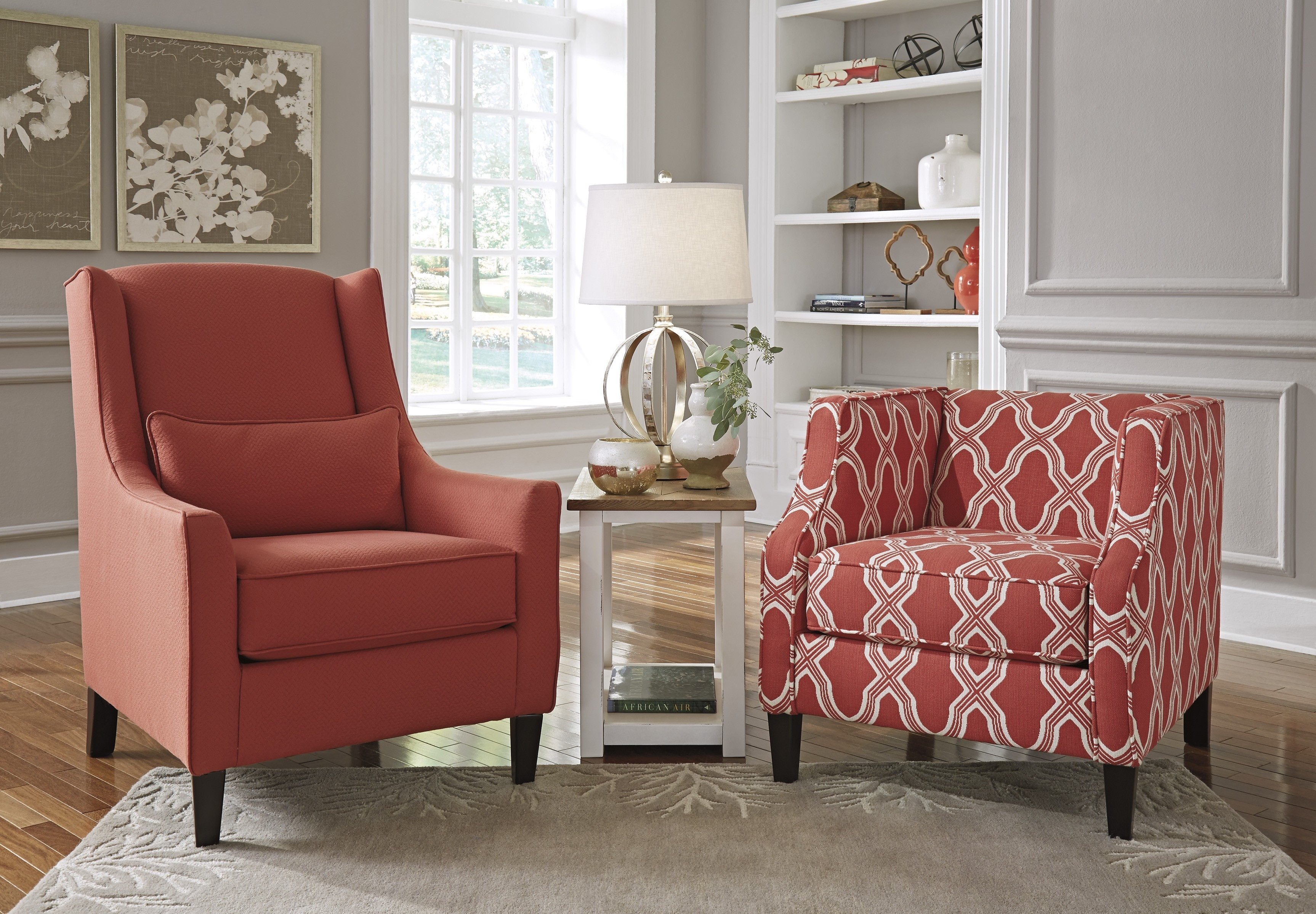 Cora Ii Arm Chairs With Preferred Buy Sansimeon Coral Accent Chairbenchcraft From Www (View 11 of 20)
