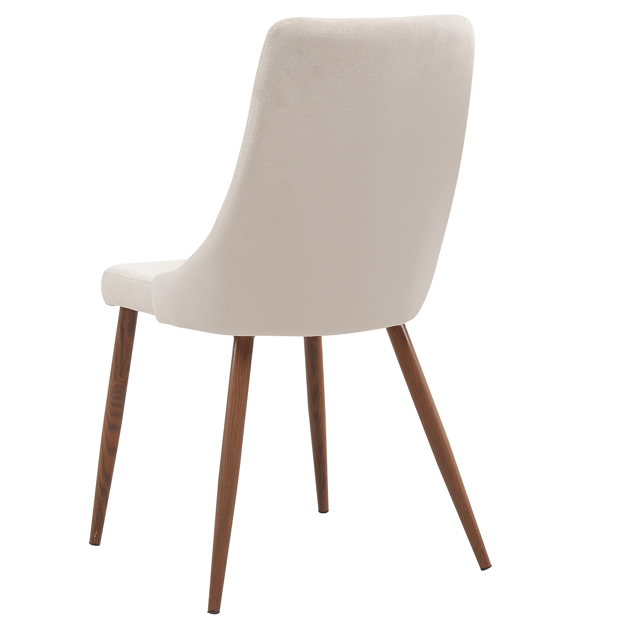 Cora Side Chairs For Recent Cora Side Chair In Beige (View 7 of 20)