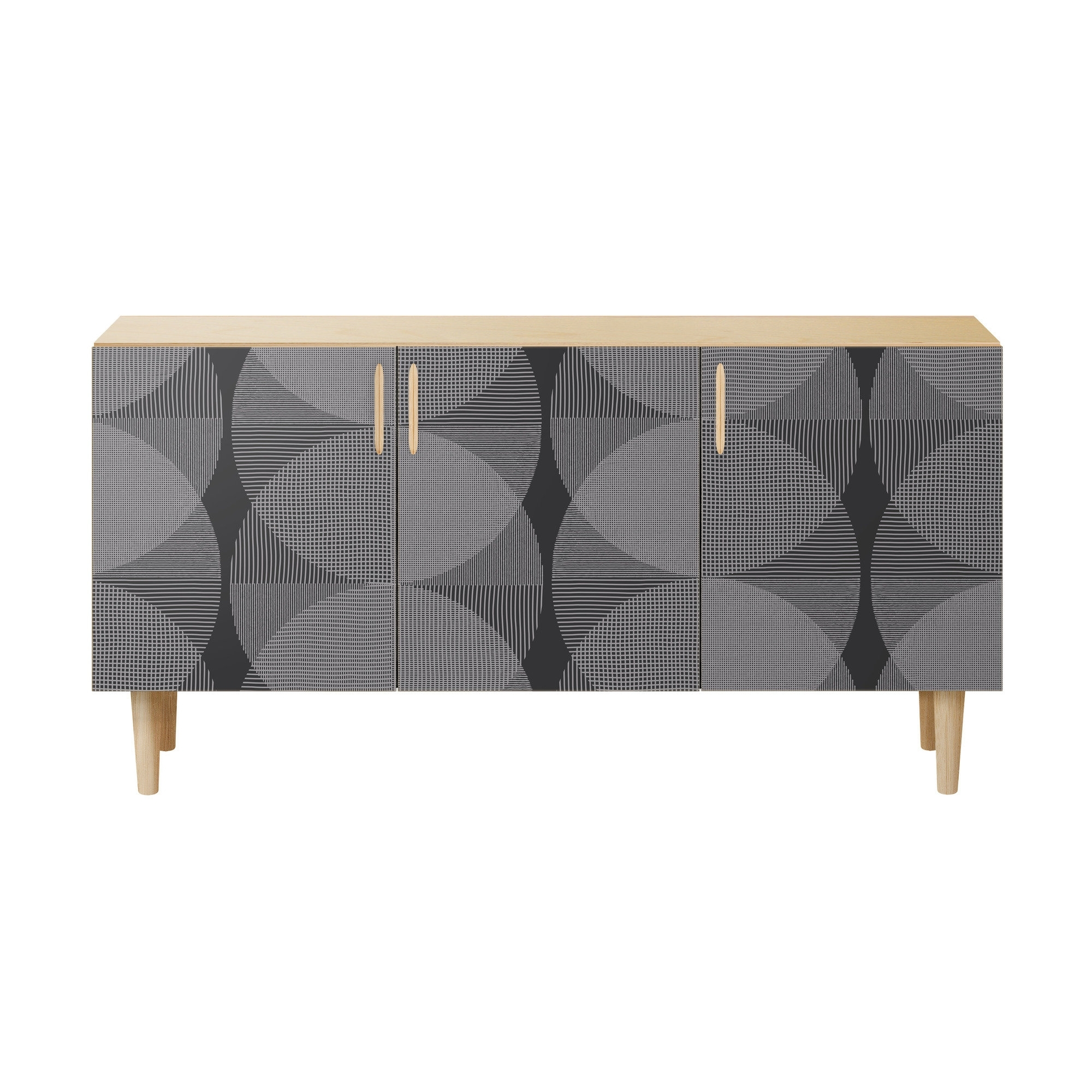 Corrigan Studio Teagan Sideboard | Ebay With Regard To Most Recently Released Teagan Sideboards (View 1 of 20)