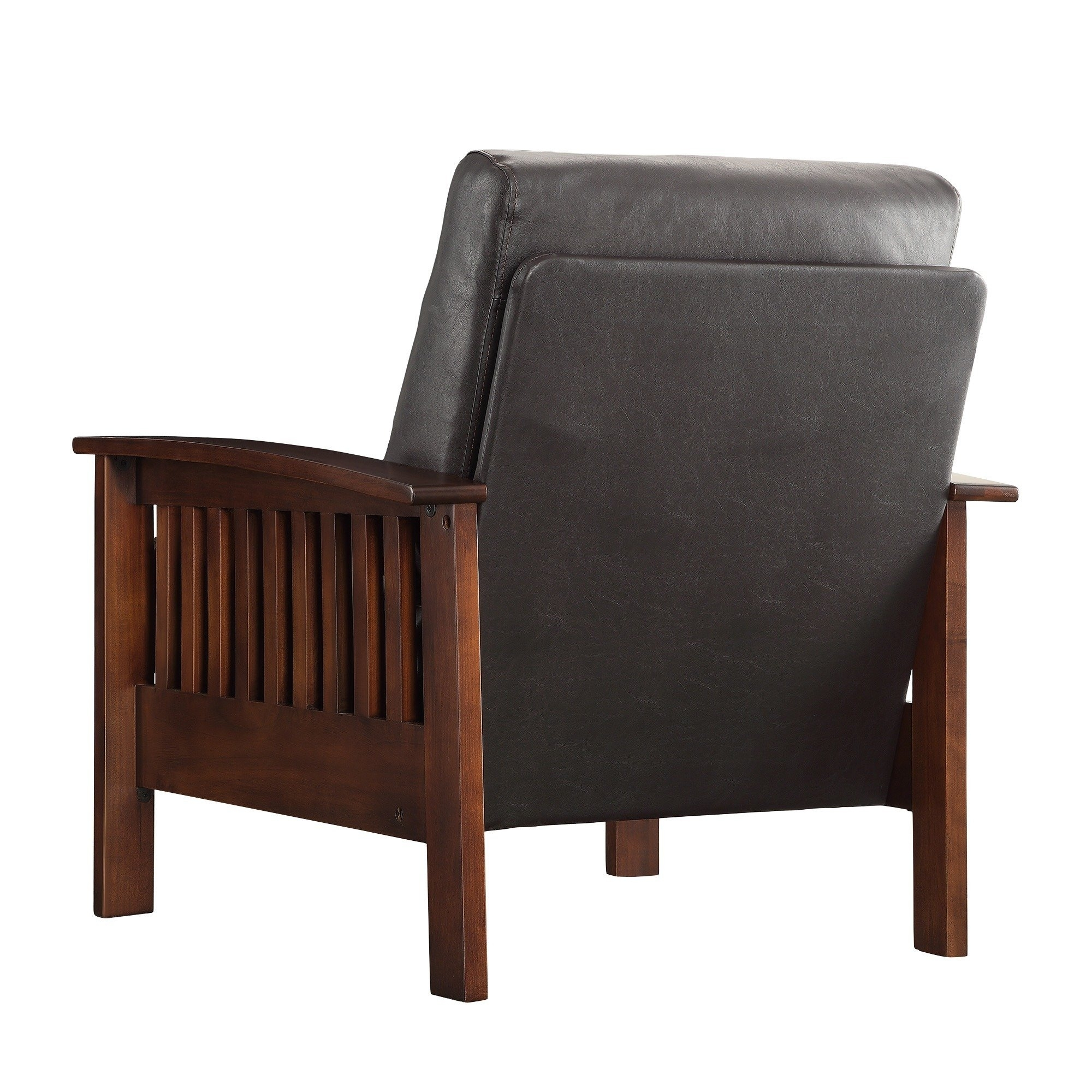 Craftsman Arm Chairs In Most Popular Shop Hills Mission Style Oak Accent Chairinspire Q Classic (#4 of 20)