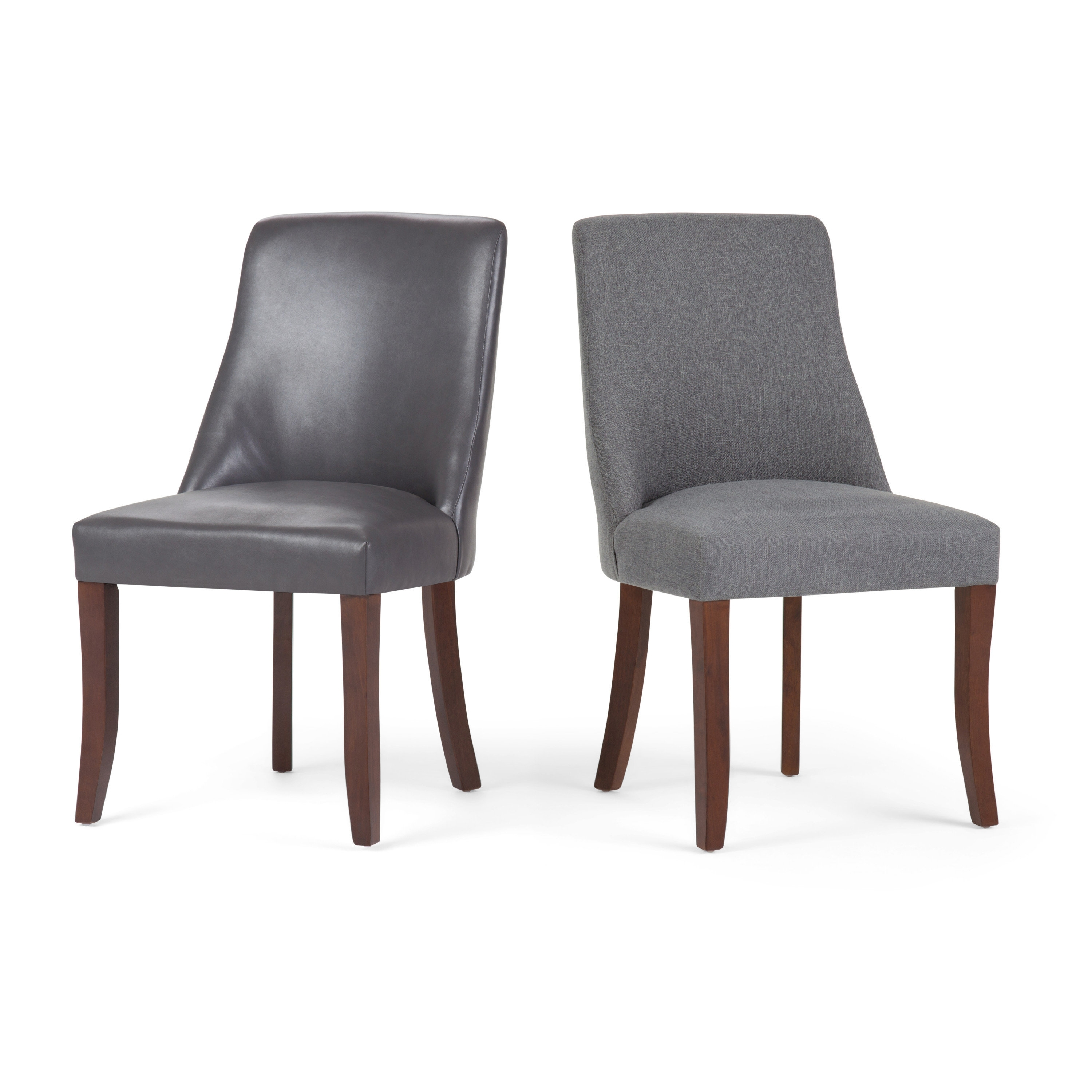 Popular Photo of Walden Upholstered Arm Chairs