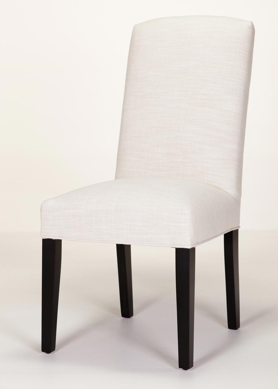 Custom Chairs Delivered In Days – Straight Back Dining Chair With Within Well Known Macie Side Chairs (#4 of 20)