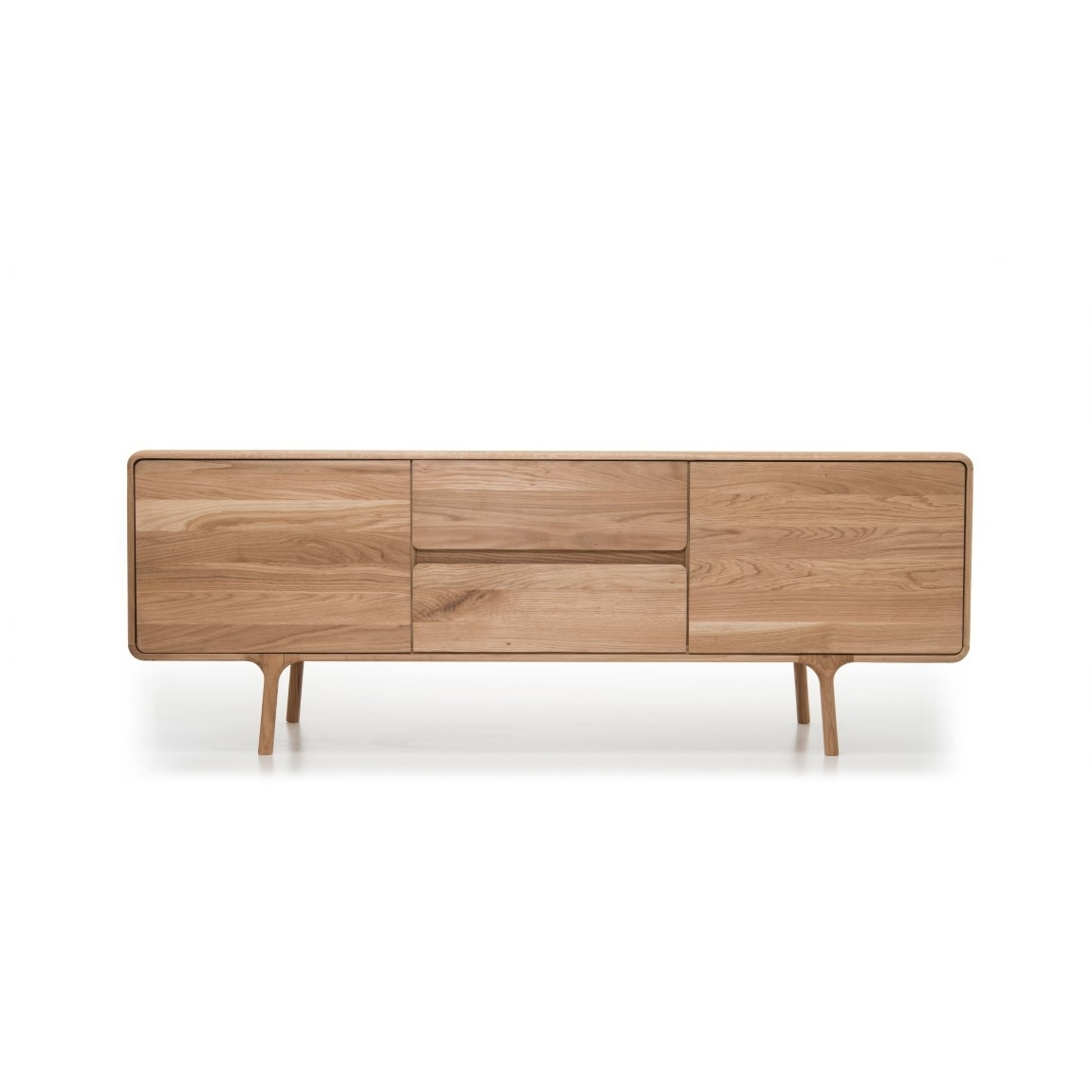 Inspiration about Decovry, Exclusive Home Decoration Within Most Up To Date Oil Pale Finish 3 Door Sideboards (#17 of 20)