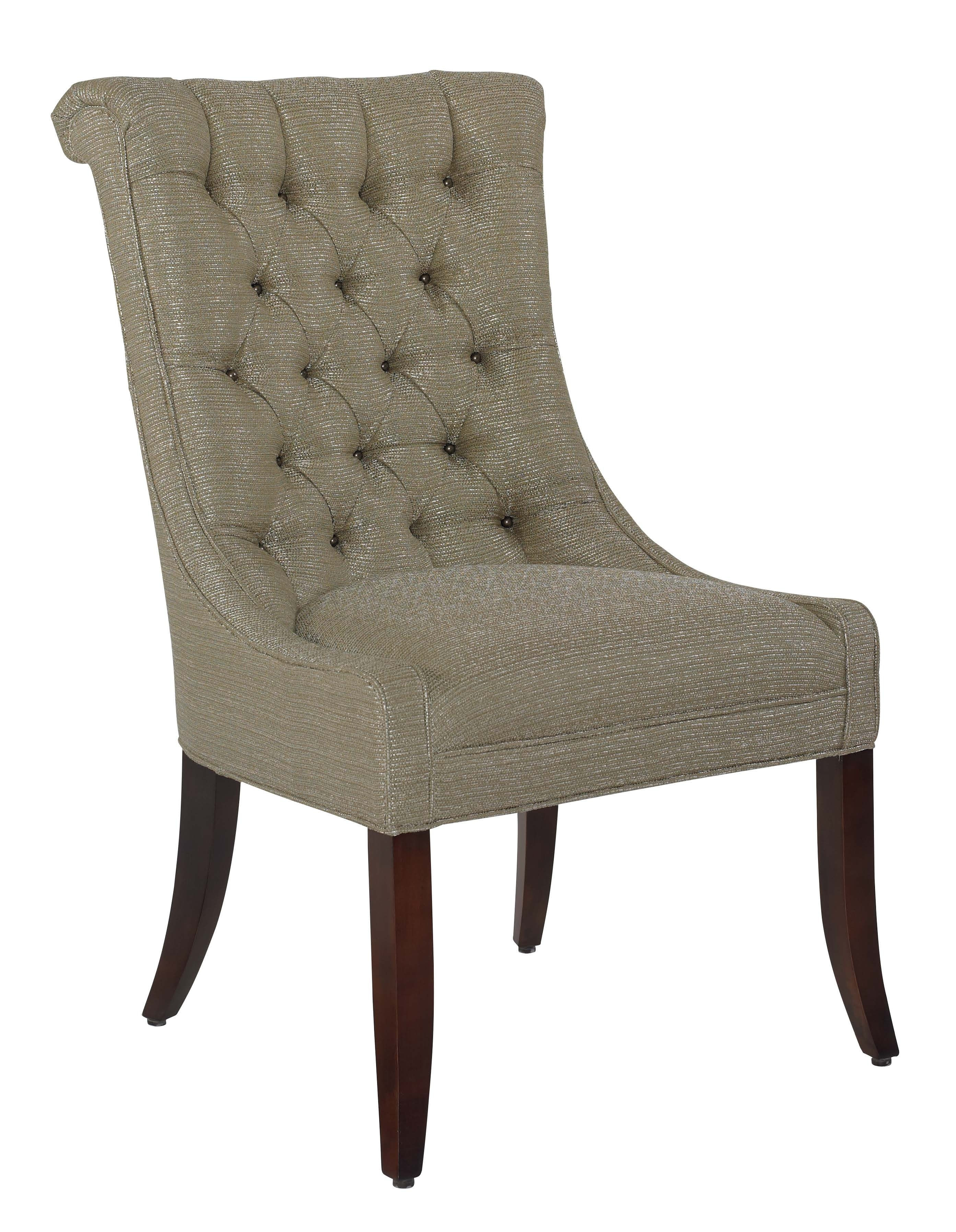 Designmaster Furniture Within 2018 Chandler Fabric Side Chairs (#9 of 20)