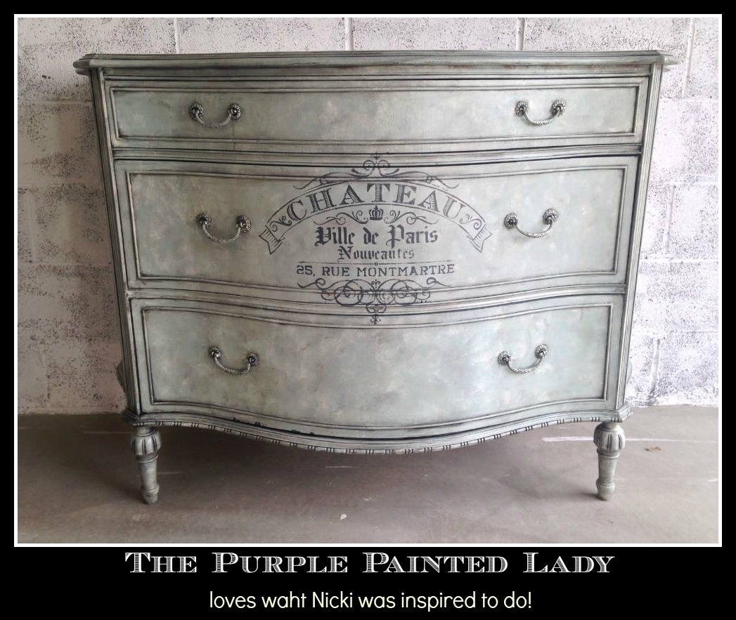 Duck Egg Blue | The Purple Painted Lady With Most Recently Released Burnt Tannin 4 Door Sideboards (#8 of 20)