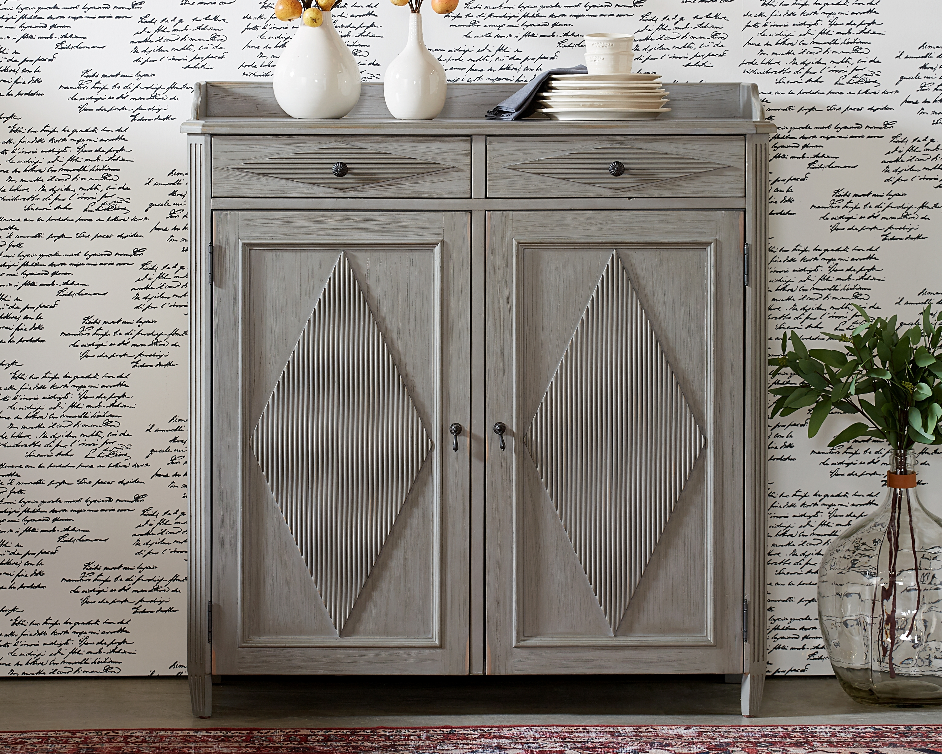 Inspiration about Dylan Sideboard – Magnolia Home For Newest Magnolia Home Dylan Sideboards By Joanna Gaines (#2 of 20)
