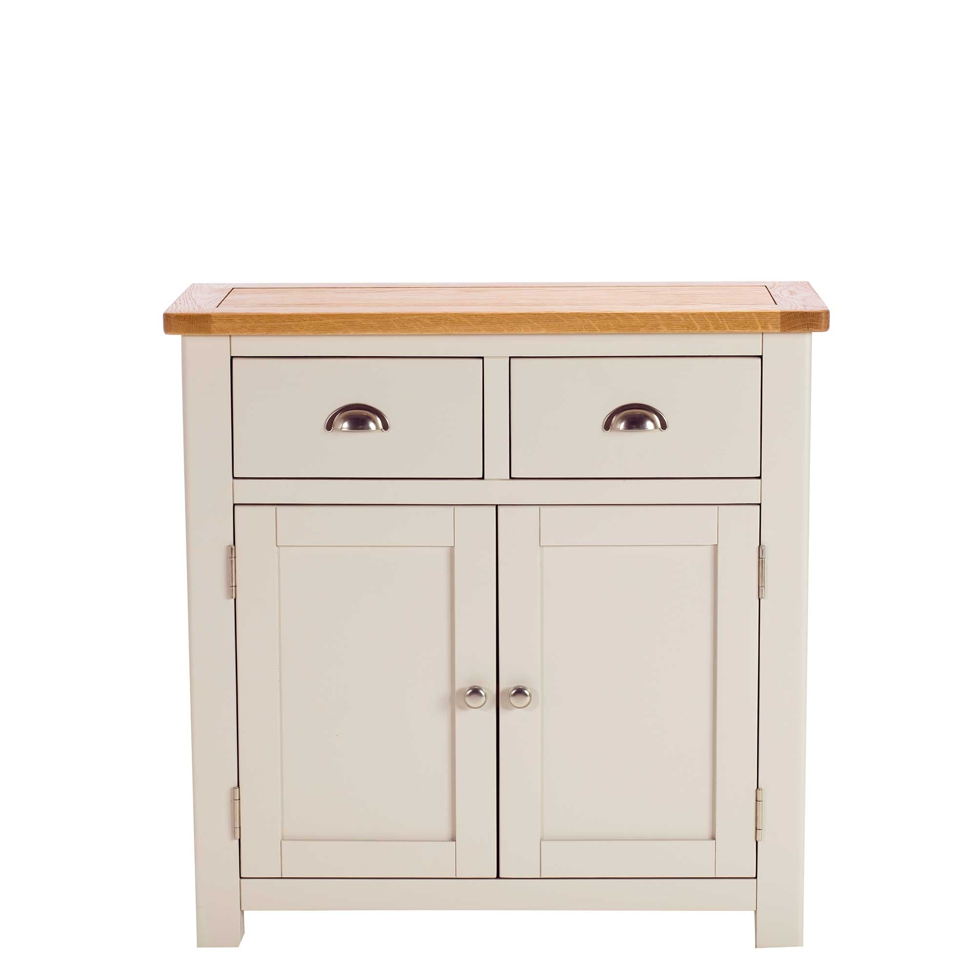Eskdale 2 Door 2 Drawer Sideboard, Linen | Sideboards | Dining Room With Regard To Current 2 Drawer Sideboards (#7 of 20)