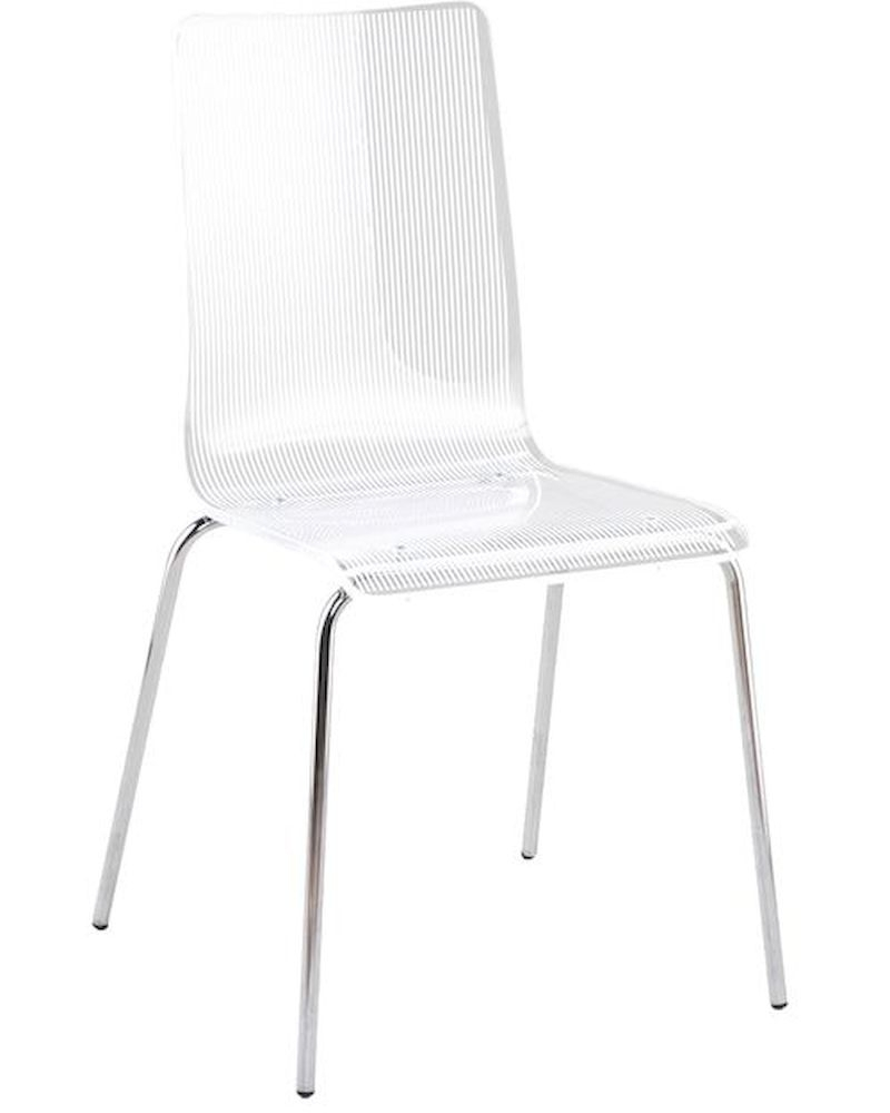 Euro Style Lola Side Chair Eu 04364 (Set Of 4) Intended For Favorite Lola Side Chairs (#3 of 20)