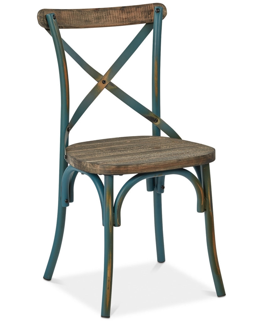 Everything Turquoise With Regard To Most Recent Macie Side Chairs (#5 of 20)