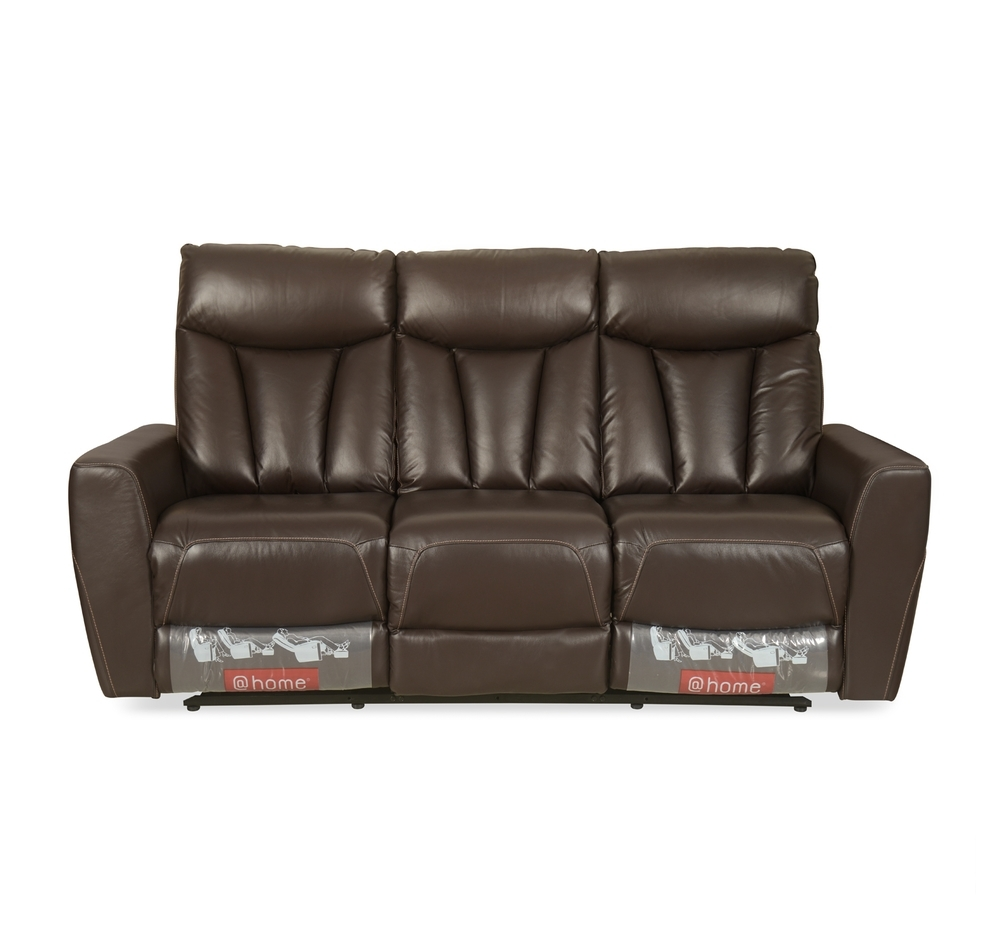 Famous Ranger Side Chairs With Buy Ranger 3 Seater Sofa With 2 Manual Recliner, Dark Expresso (#2 of 20)