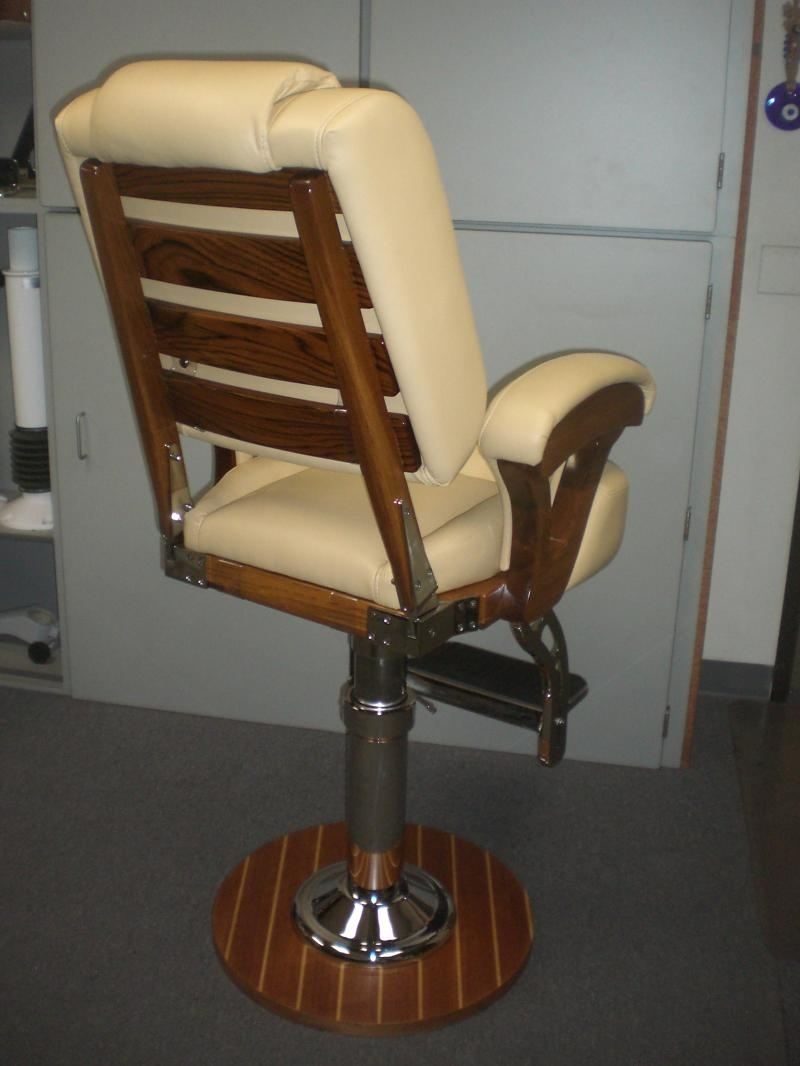 Famous Sea Furniture Sea Marine Hardware – Helm Chairs Regarding Helms Arm Chairs (#6 of 20)