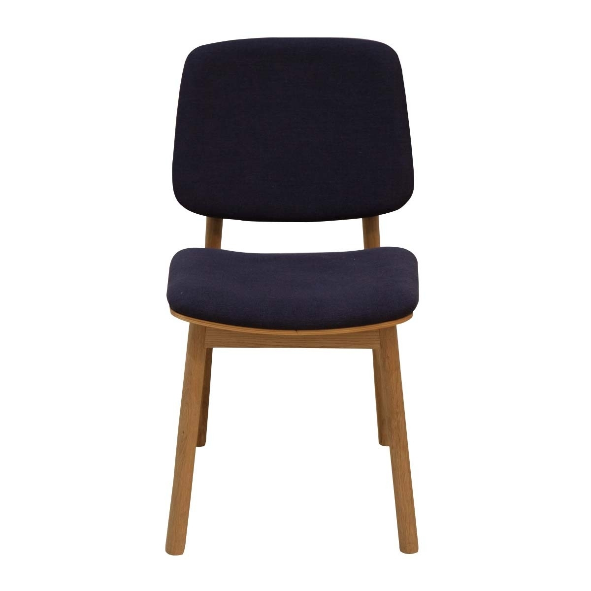 Fashionable Life Interiors – Whywood Dining Chair (Oak, Charcoal) – Modern Pertaining To Charcoal Dining Chairs (#10 of 20)