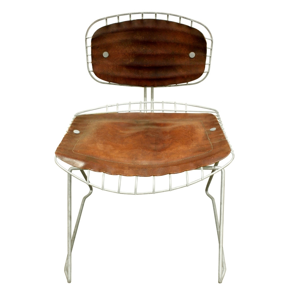 """Favorite Laurent Wood Side Chairs With Michel Cadestin & Georges Laurent Set Of 4 """"beaubourg"""" Dining Chairs (View 8 of 20)"""