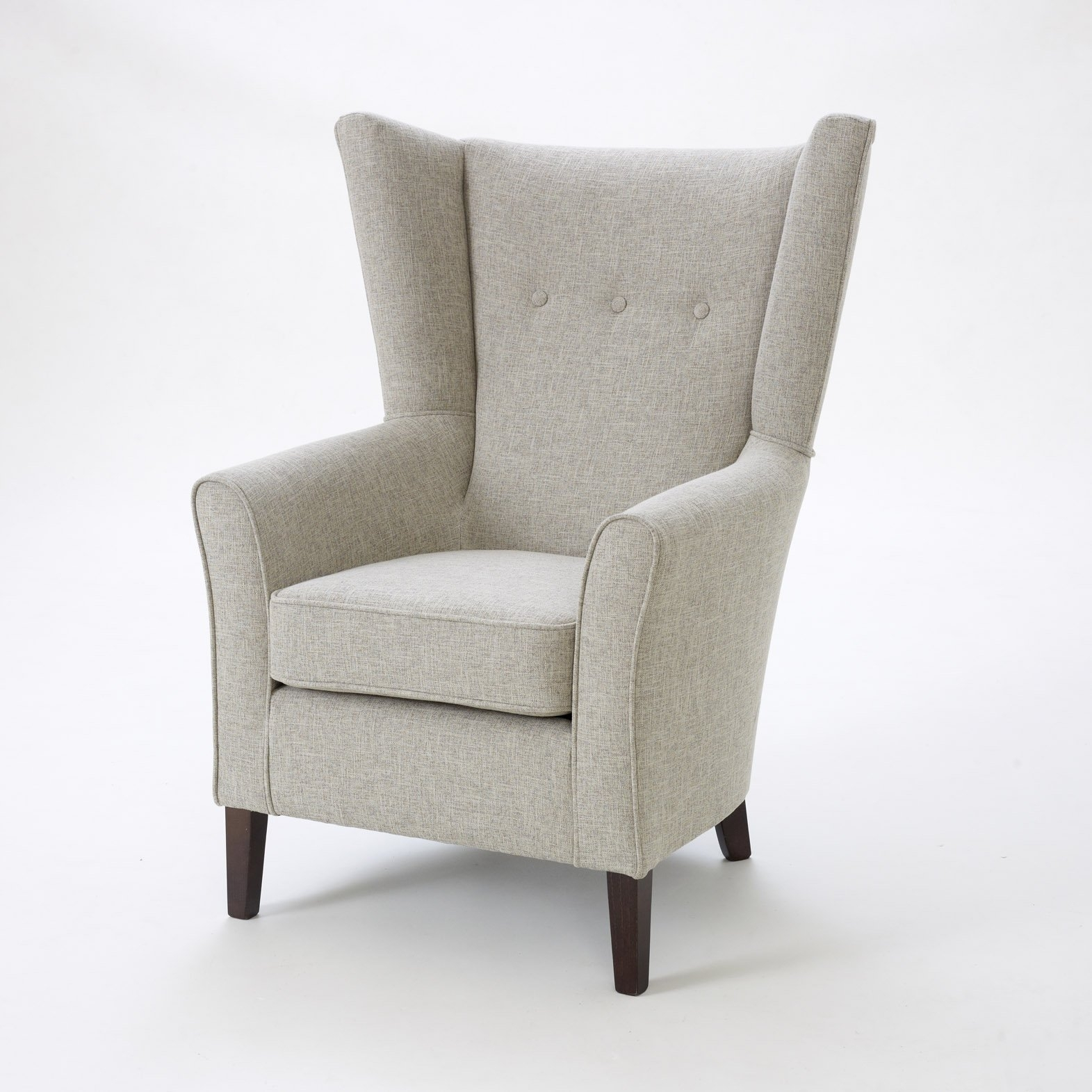 Favorite Valencia Wing Back Chair – Shackletons Intended For Valencia Side Chairs With Upholstered Seat (#5 of 20)
