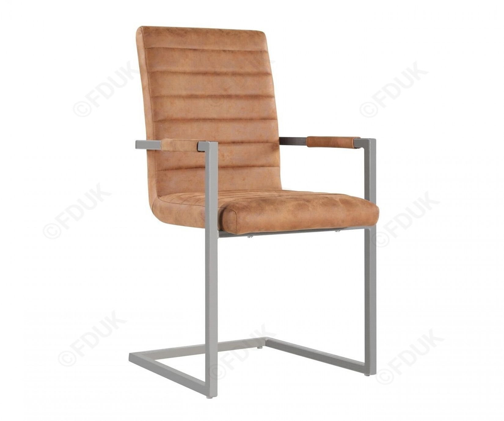 Fduk With Regard To Plywood & Metal Brown Dining Chairs (#4 of 20)