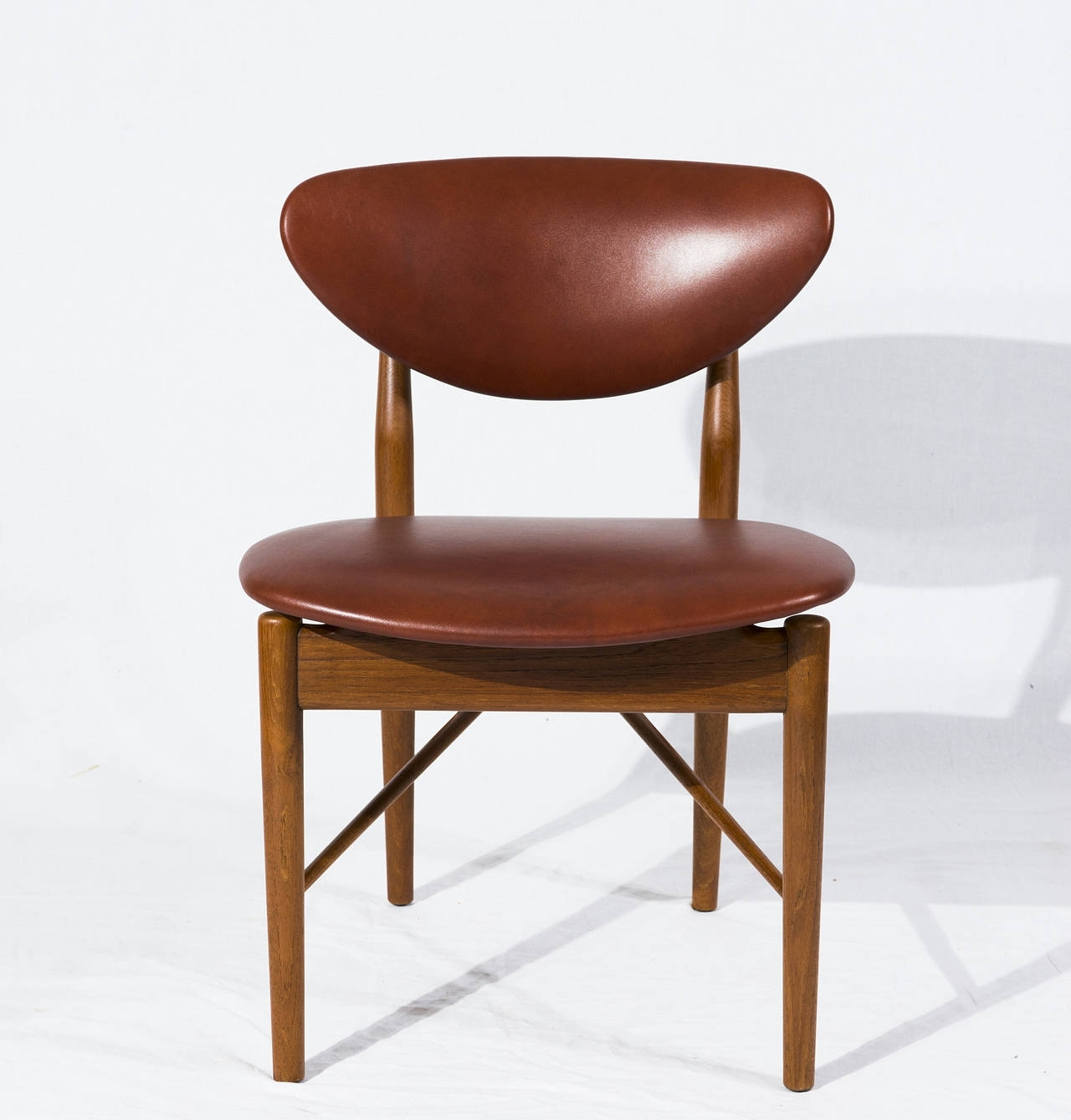 Finn Juhl Nv 55 Side Chair At 1Stdibs Throughout Fashionable Dodger Side Chairs (#7 of 20)