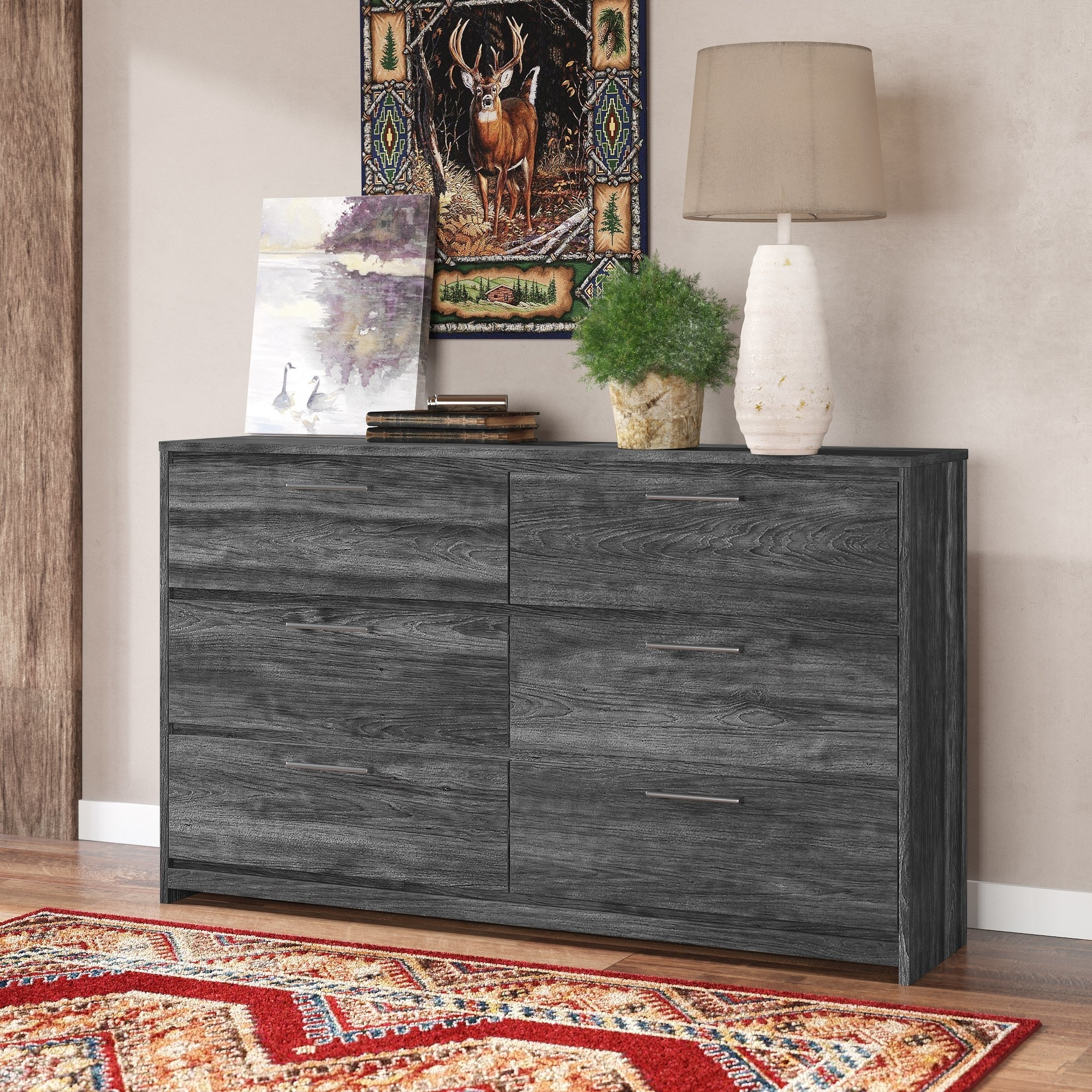Foundry Select | Wayfair Regarding Most Up To Date Bale Rustic Grey Sideboards (#9 of 20)
